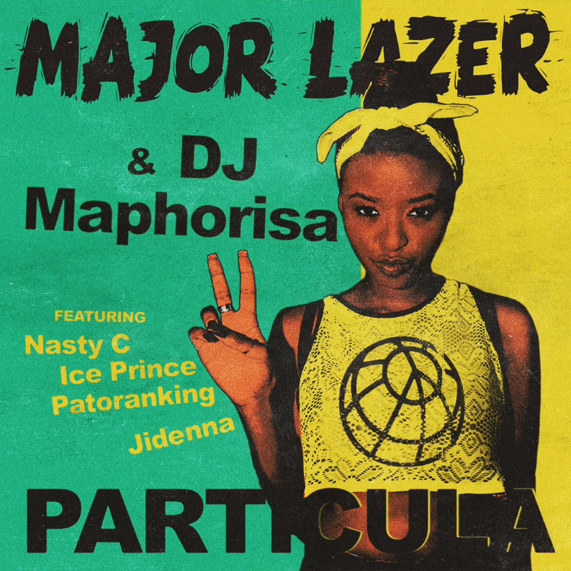 Nowy klip Major Lazer –  Particula