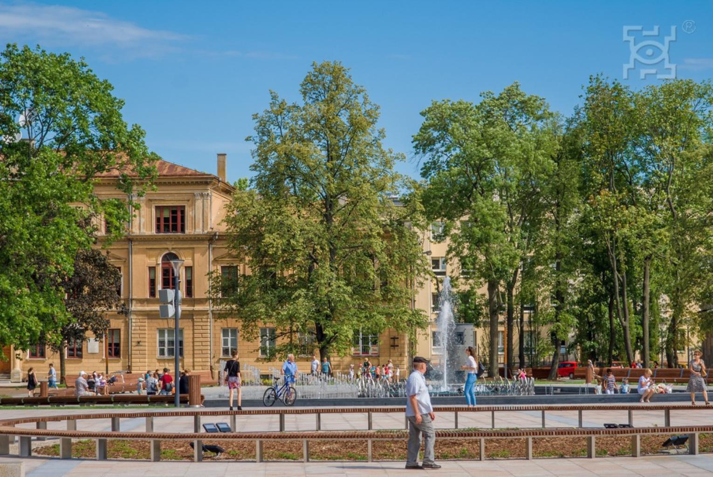Kapsuła czasu w Lublinie