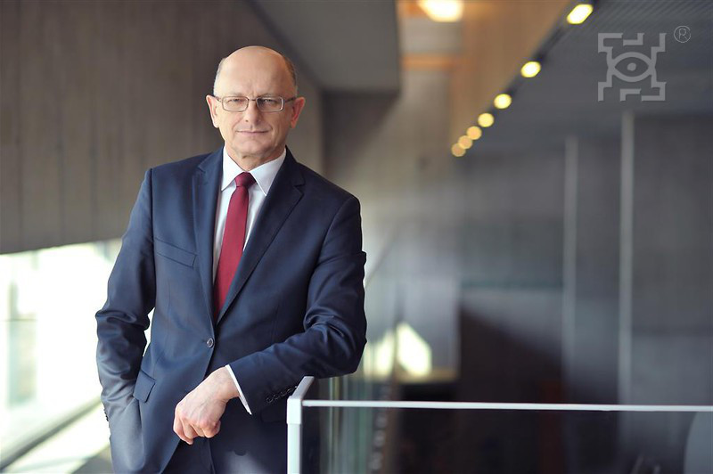 Krzysztof Żuk podsumował trzy ostatnie lata swojej prezydentury