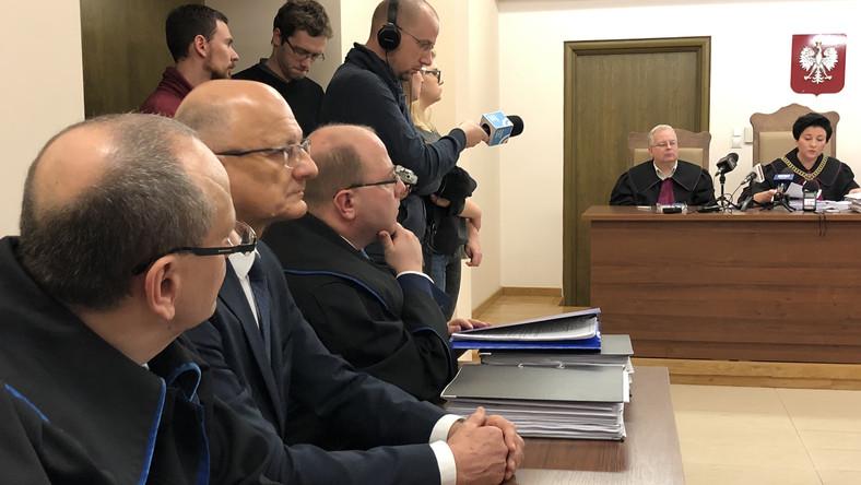 Sąd Administracyjny odroczył rozprawę dotyczącą wygaśnięcia mandatu prezydenta Krzysztofa Żuka