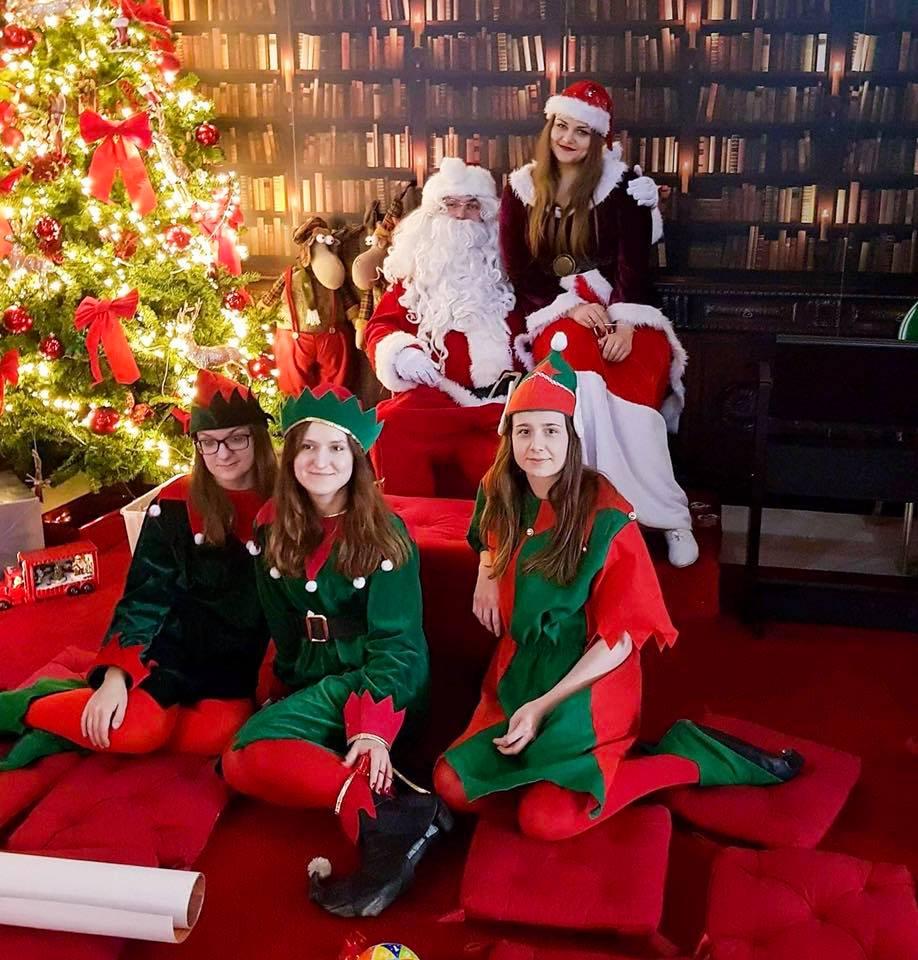 Święty Mikołaj zamieszkał w Lublinie. Dzieci mogą spędzić z Nim czas w jego pracowni.