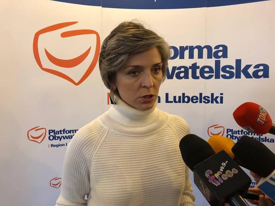"""Posłanka Platformy Obywatelskiej przeprasza za posłów opozycji, których decyzje zaważyły na odrzuceniu projektu komitetu obywatelskiego """"Ratujmy Kobiety 2017"""""""
