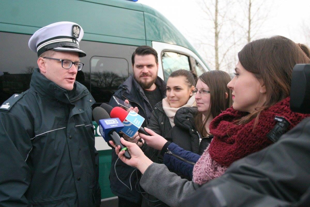 Ruszyła akcja Bezpieczny Autokar w województwie lubelskim