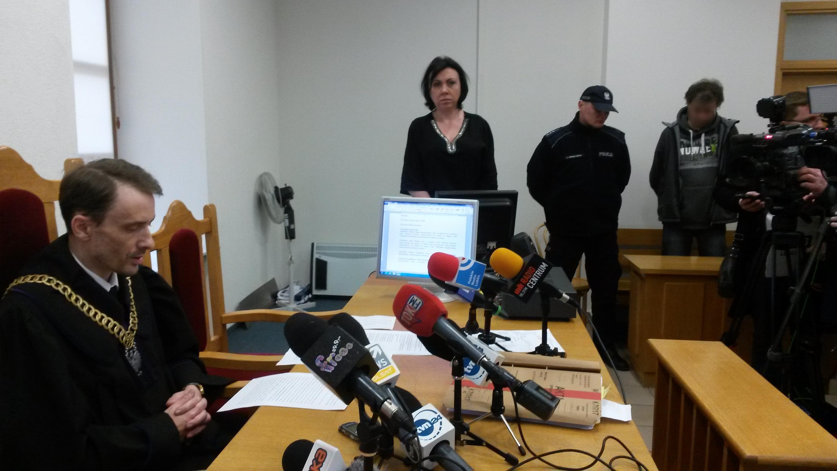 Lubelscy policjanci skazani