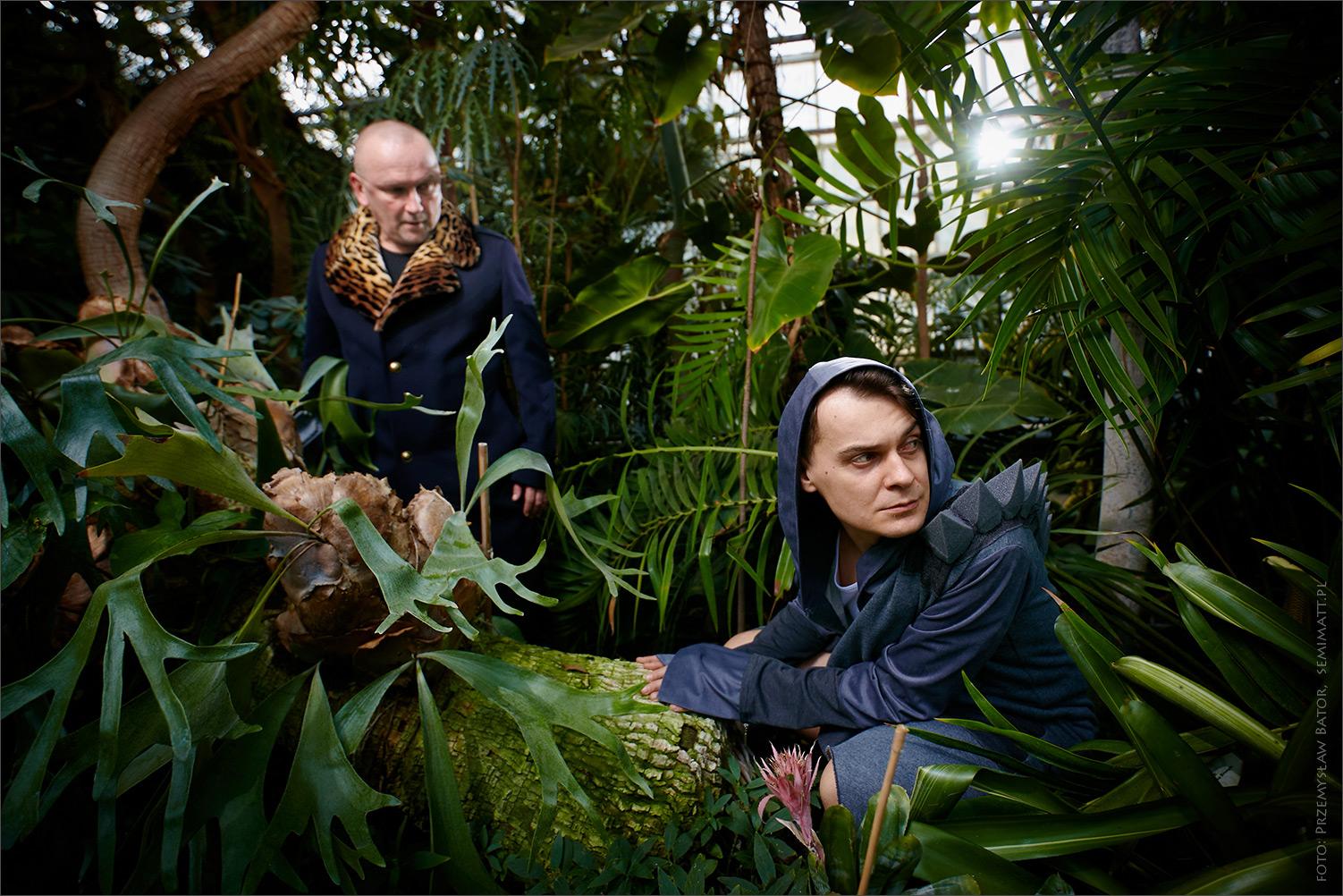 """""""Księga Dżungli"""" w niecodziennej odsłonie na deskach Teatru Andersena"""
