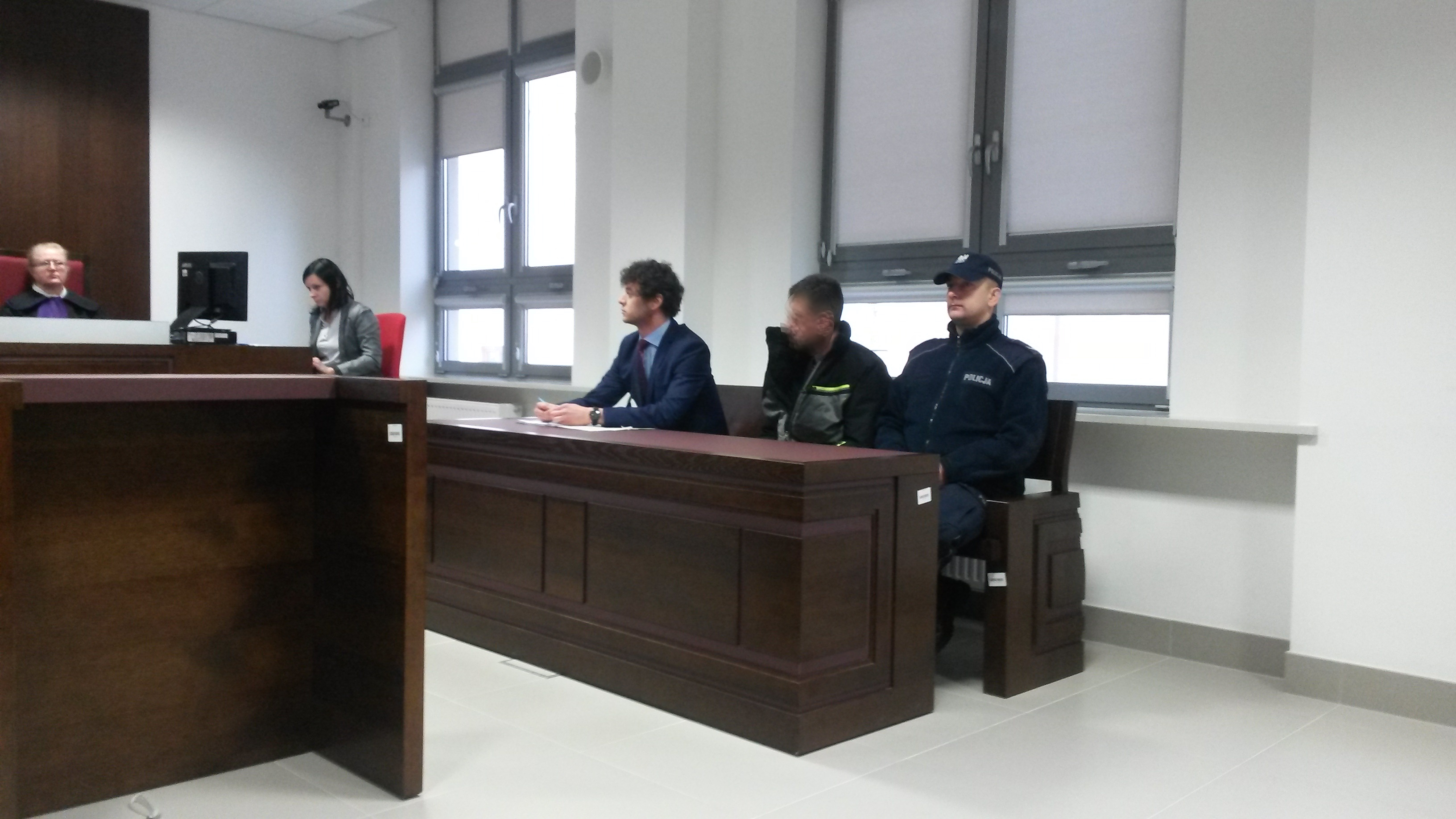 Nie ruszył proces dotyczący zabójstwa w Wierzchowiskach