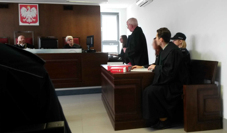 Oskarżona o morderstwo narzeczonego, 32 – letnia Marta K. twierdzi, że jest niewinna.