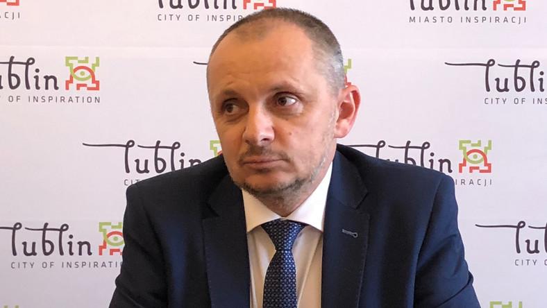 Prezydent Lublina ma nowego zastępcę. Radny miejski Mariusz Banach ma odpowiadać za zarządzanie oświatą
