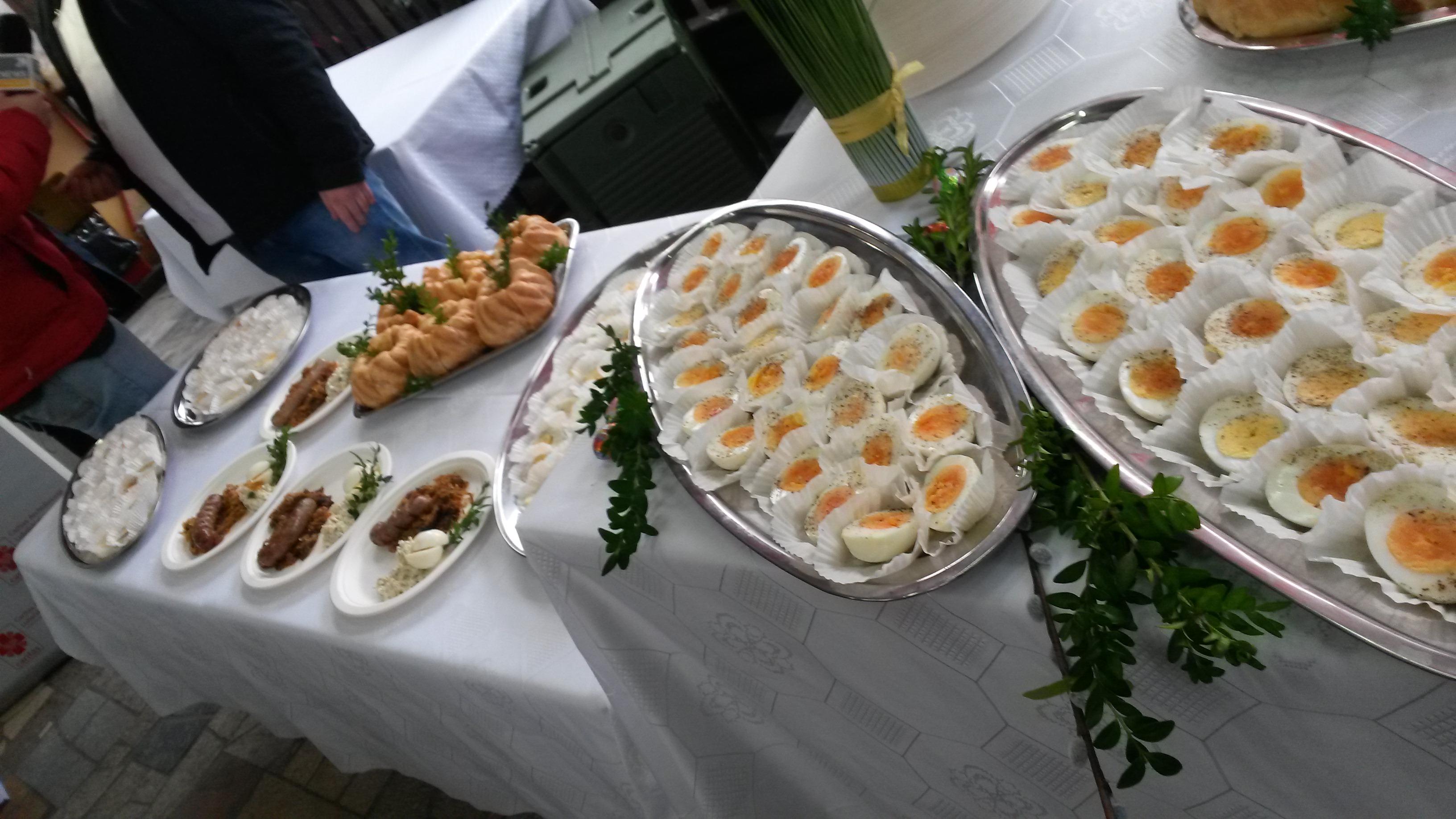 Śniadanie Wielkanocne Caritas