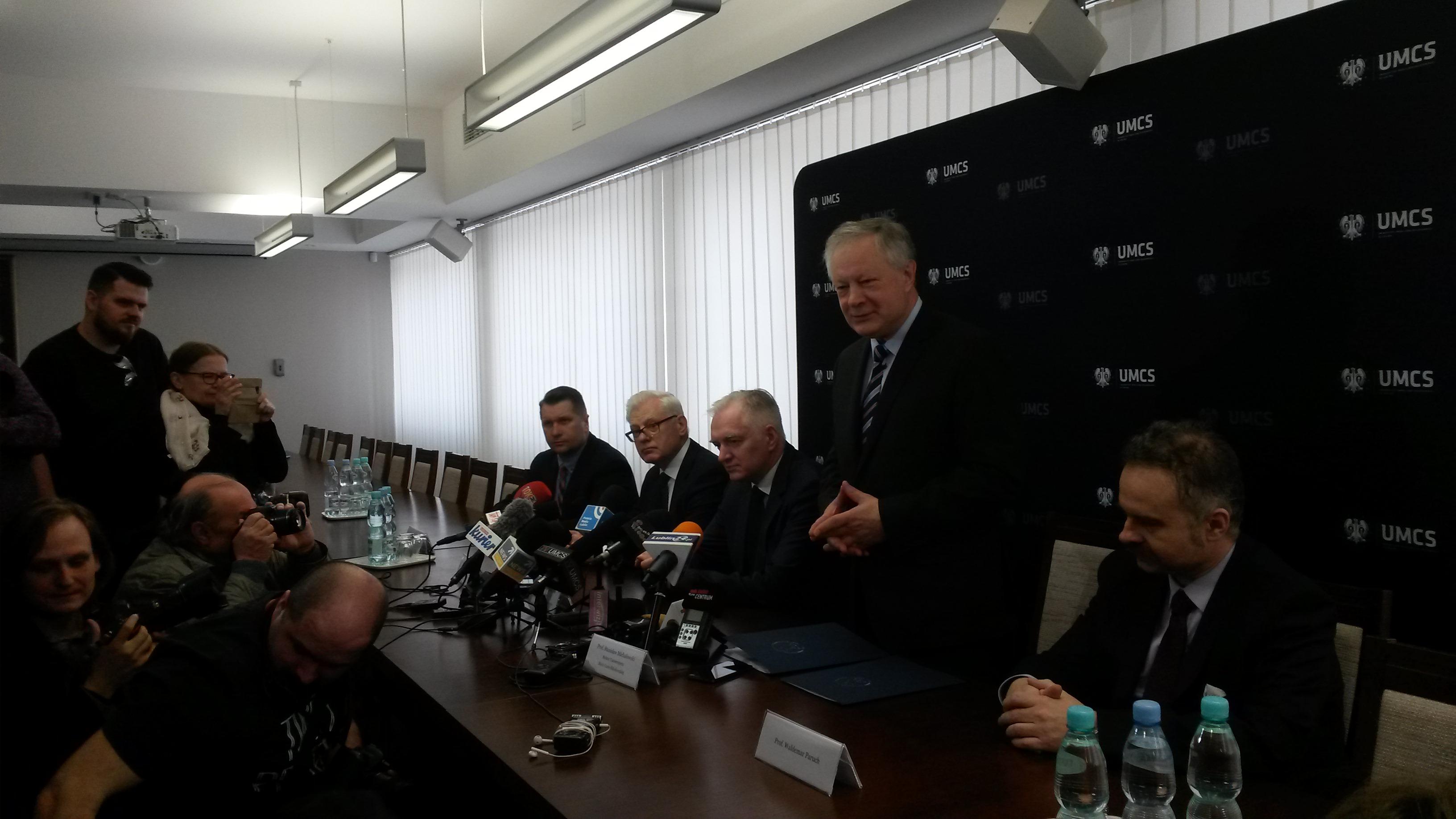 70 milionów złotych rządowego wsparcia otrzyma Uniwersytet Marii Curie – Skłodowskiej w Lublinie.