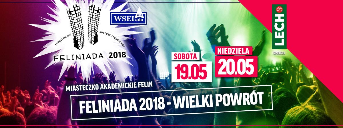 Feliniada 2018