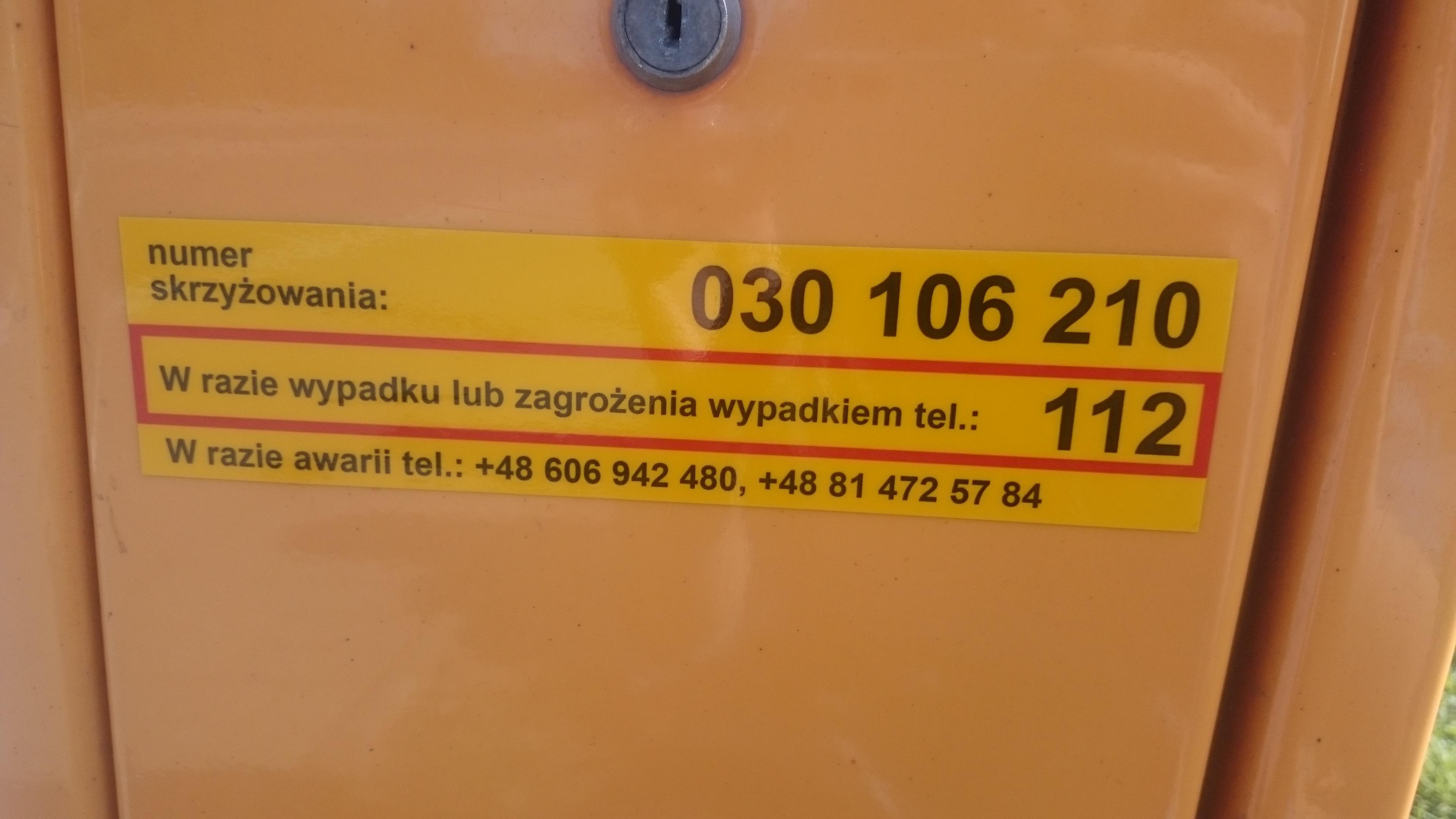 Dodatkowe oznakowania na przejazdach