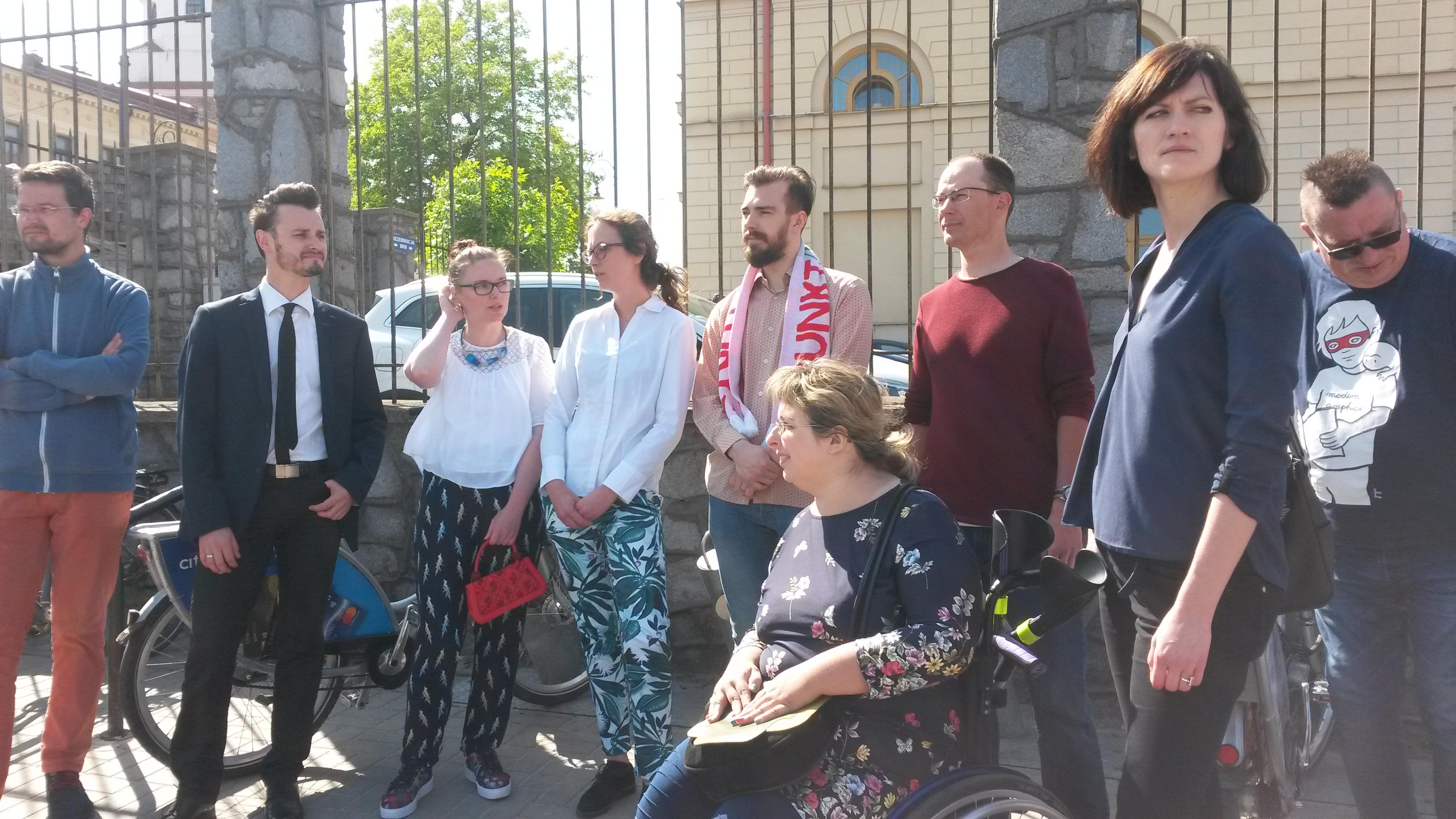 """Lubelski Ruch Miejski """"Miasto dla Ludzi"""" wkracza na lubelską scenę polityczną"""