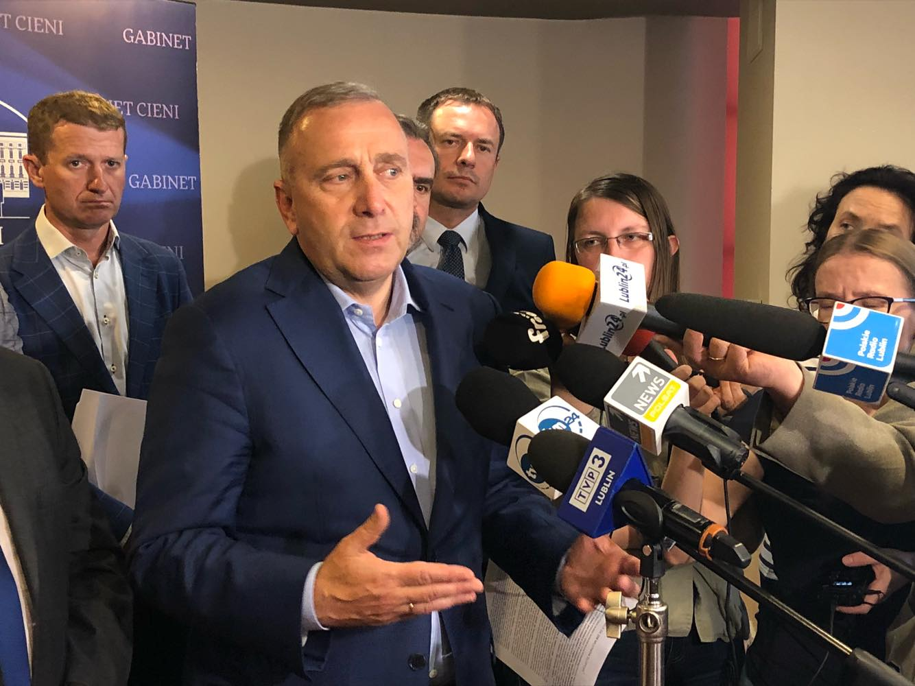 Gabinet cieni Platformy Obywatelskiej obradował w Lublinie