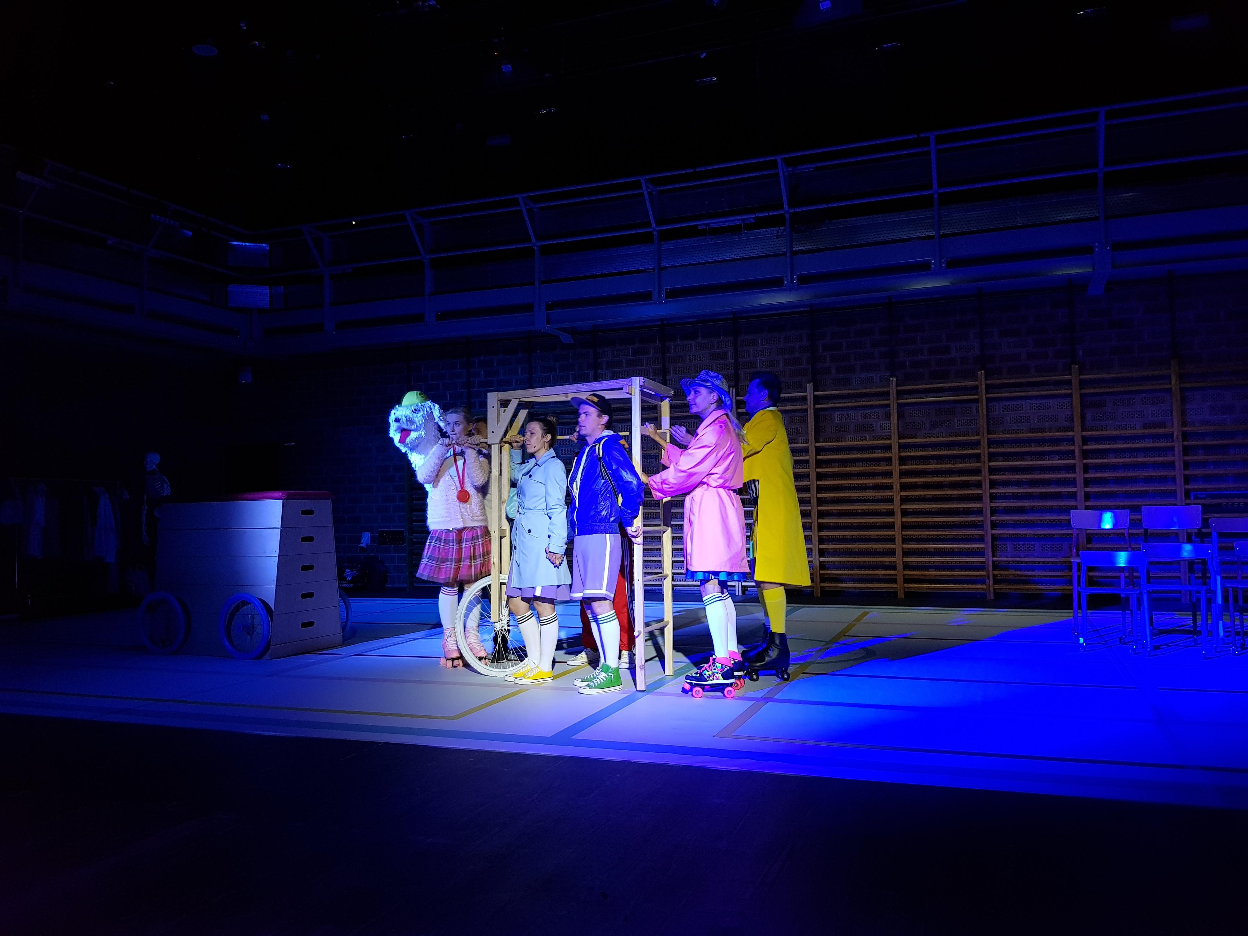 Teatr Andersena będzie prowadził lekcje… niegrzeczności