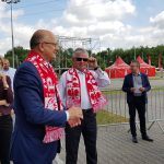 Strefa kibica otworzy się w Lublinie. 3 tysiące osób będzie mogło śledzić wszystkie mecze Mistrzostw Świata 2018 na dużym ekranie.