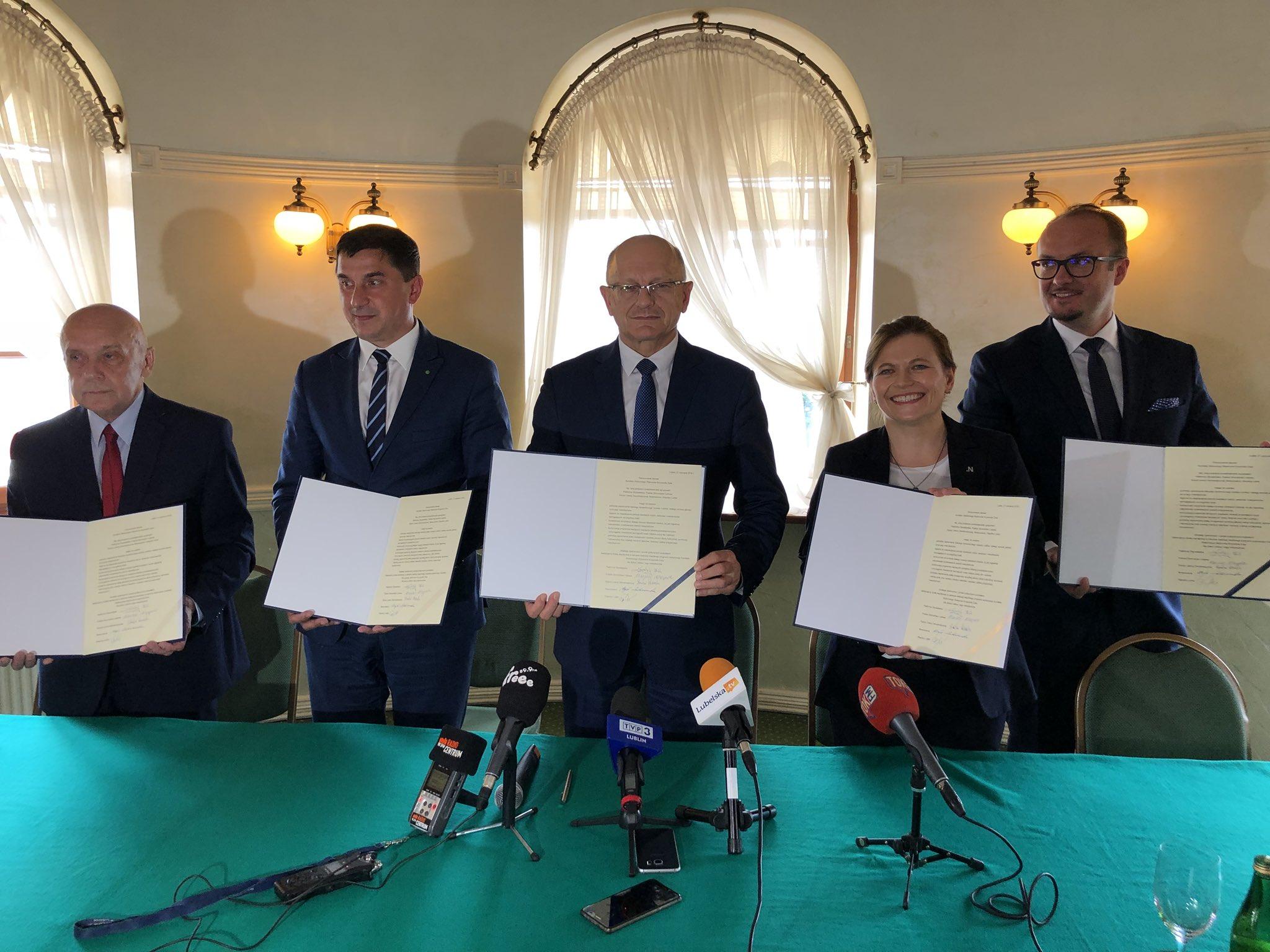 Powstał Komitet Krzysztofa Żuka
