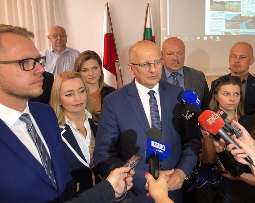 Radni Platformy Obywatelskiej i Wspólnego Lublina złożyli raport z działalności.