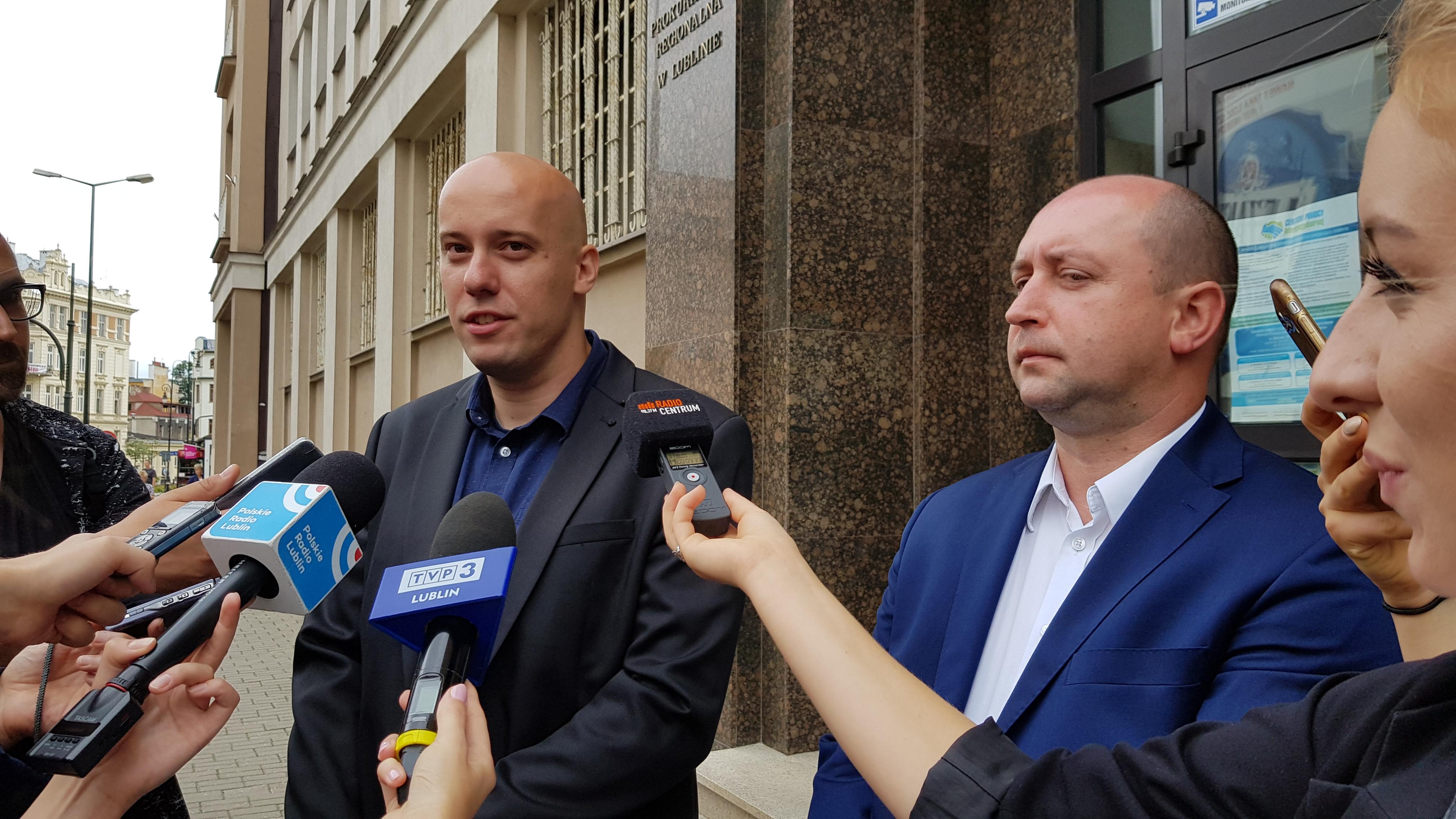 Były współpracownik Centrum Kultury w Lublinie zawiadomił prokuraturę o możliwości popełnienia przestępstwa