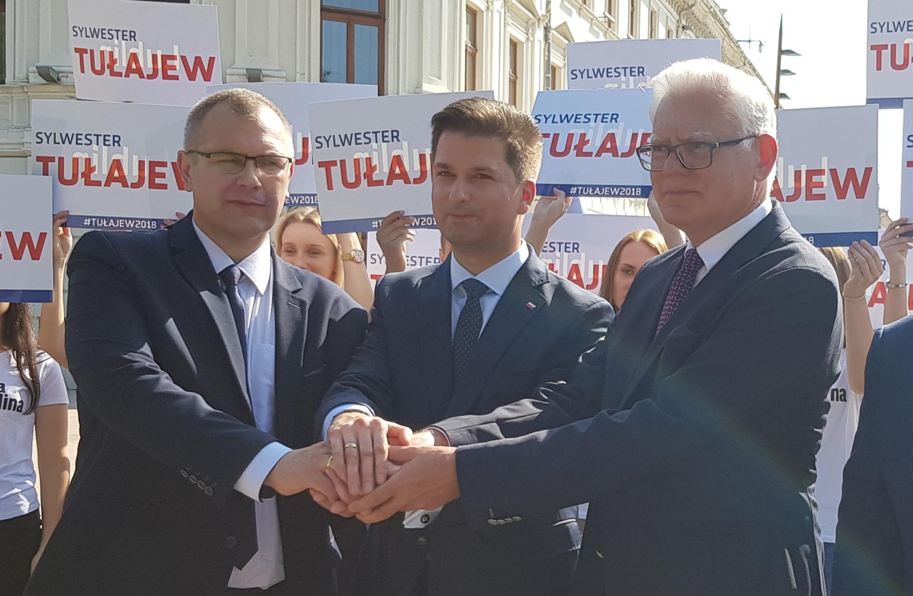 Komisarz Wyborczy sprawdzi, czy kandydat Prawa i Sprawiedliwości na prezydenta Lublina złamał prawo wyborcze