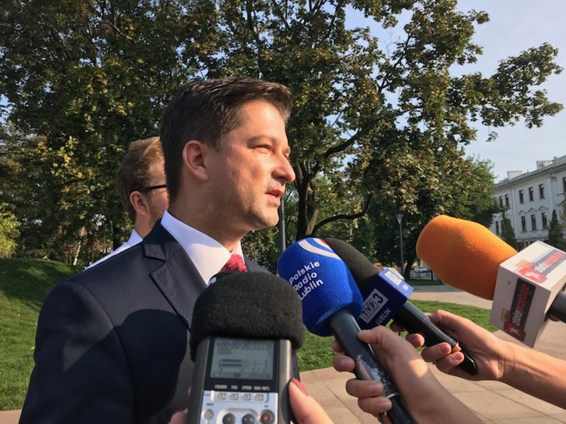 Sylwester Tułajew nie zgadza się na zwiększenie podatków od nieruchomości w Lublinie.