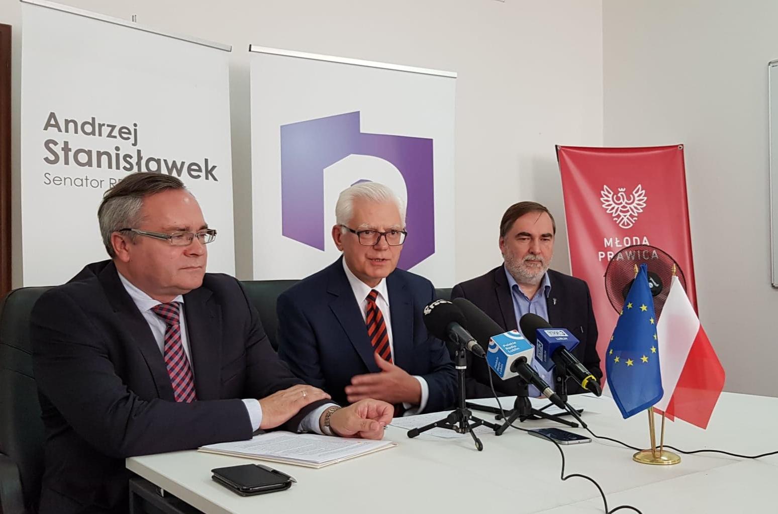 Partia Porozumienie przedstawiła dwóch kandydatów do sejmiku wojewódzkieg