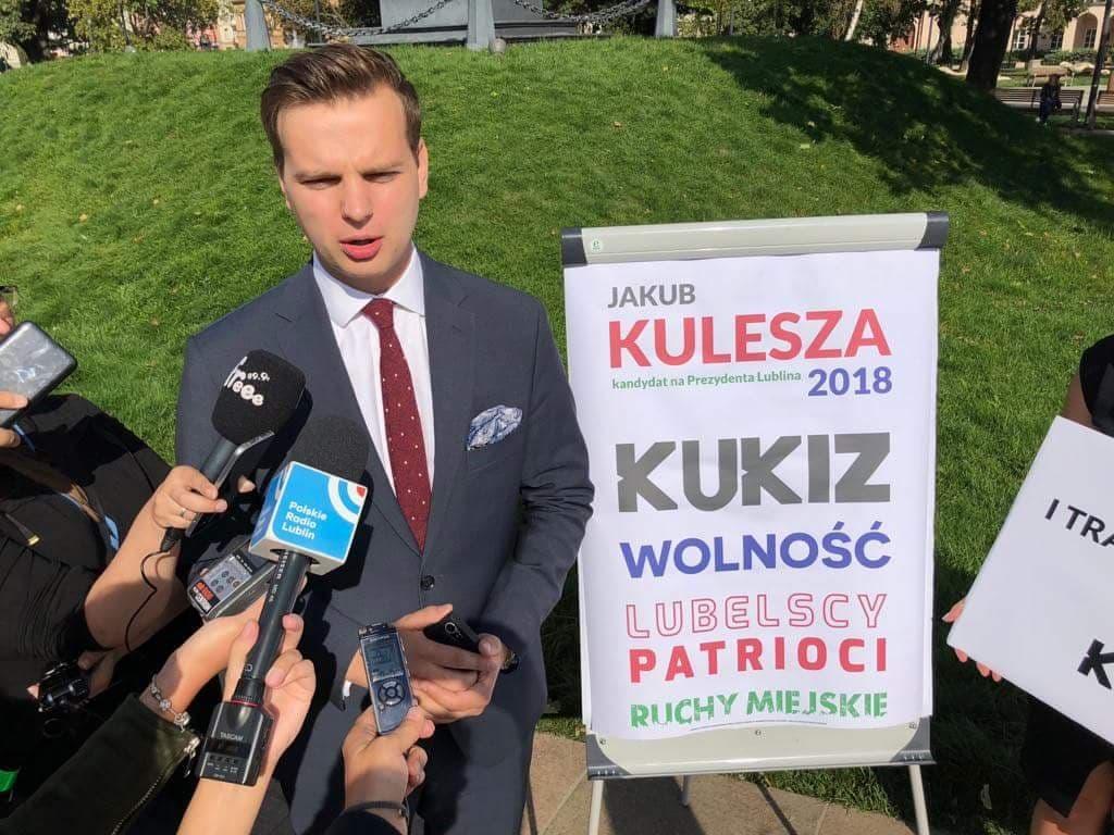 Lubelski dzień referendalny – to nowa propozycja Jakuba Kuleszy