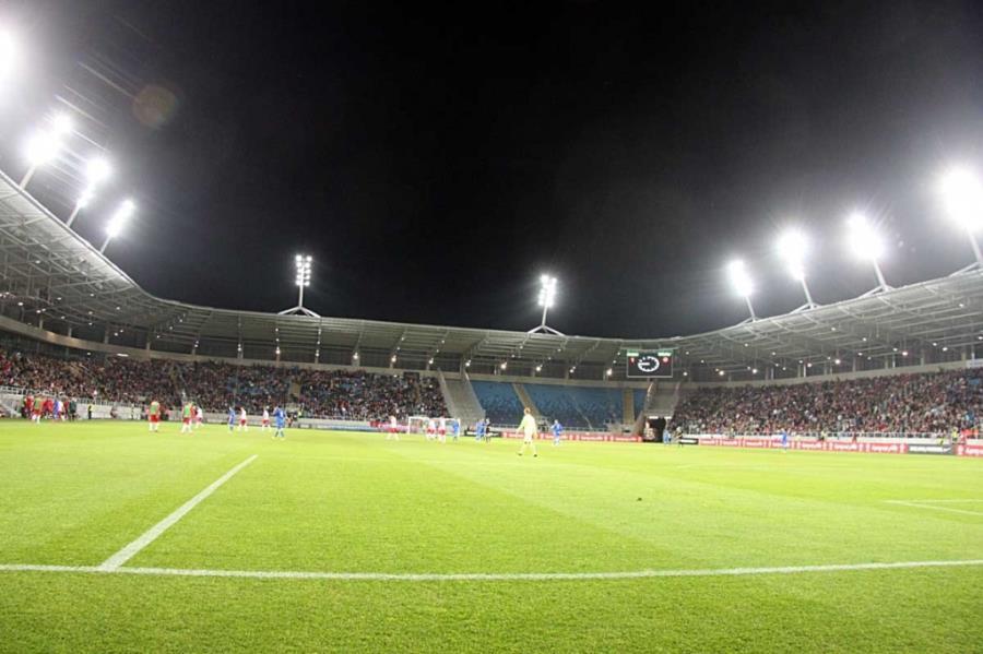 Kontrola FIFA na lubelskiej Arenie