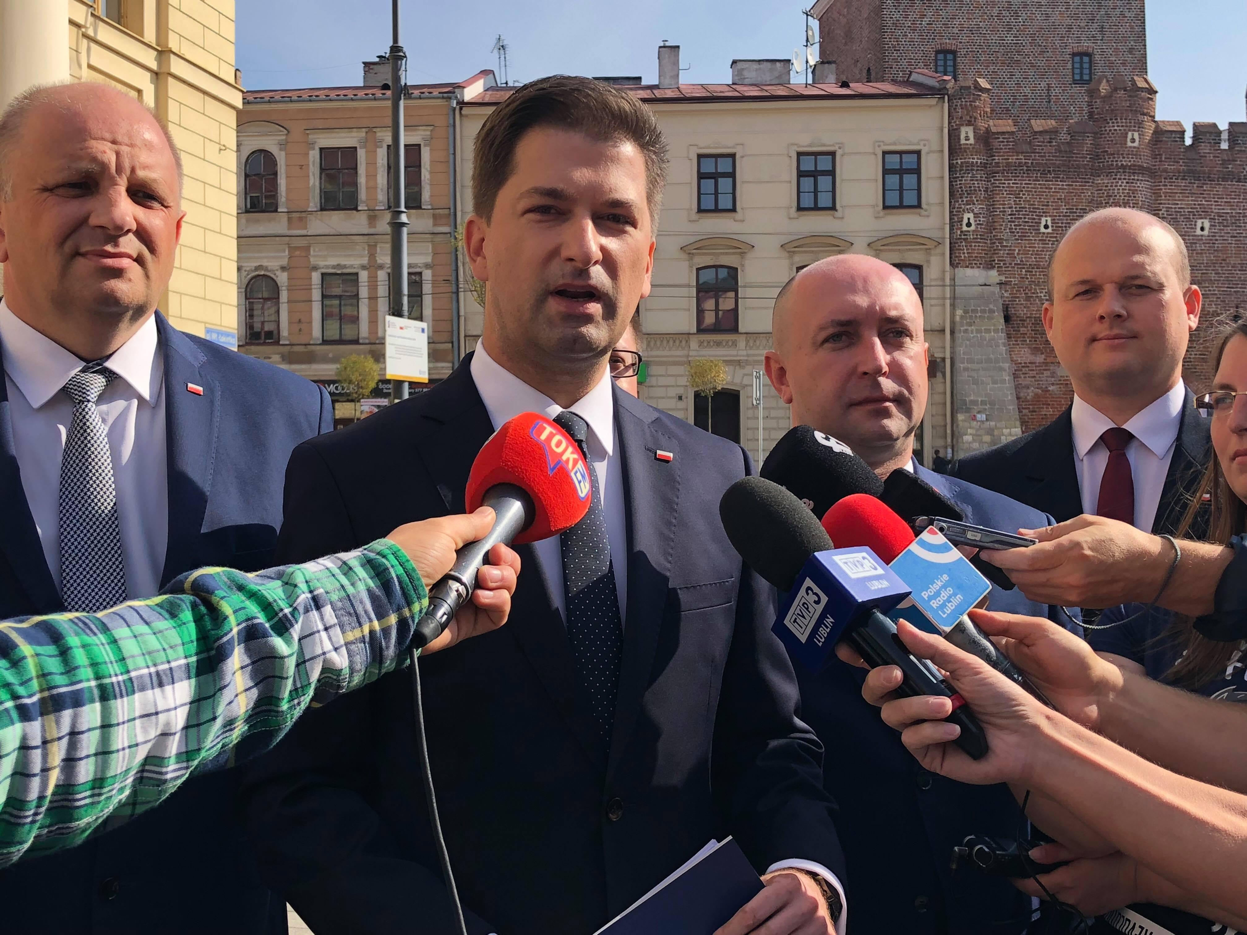 """""""Kpina z mieszkańców"""" – radni Platformy Obywatelskiej komentują listy Zjednoczonej Prawicy"""
