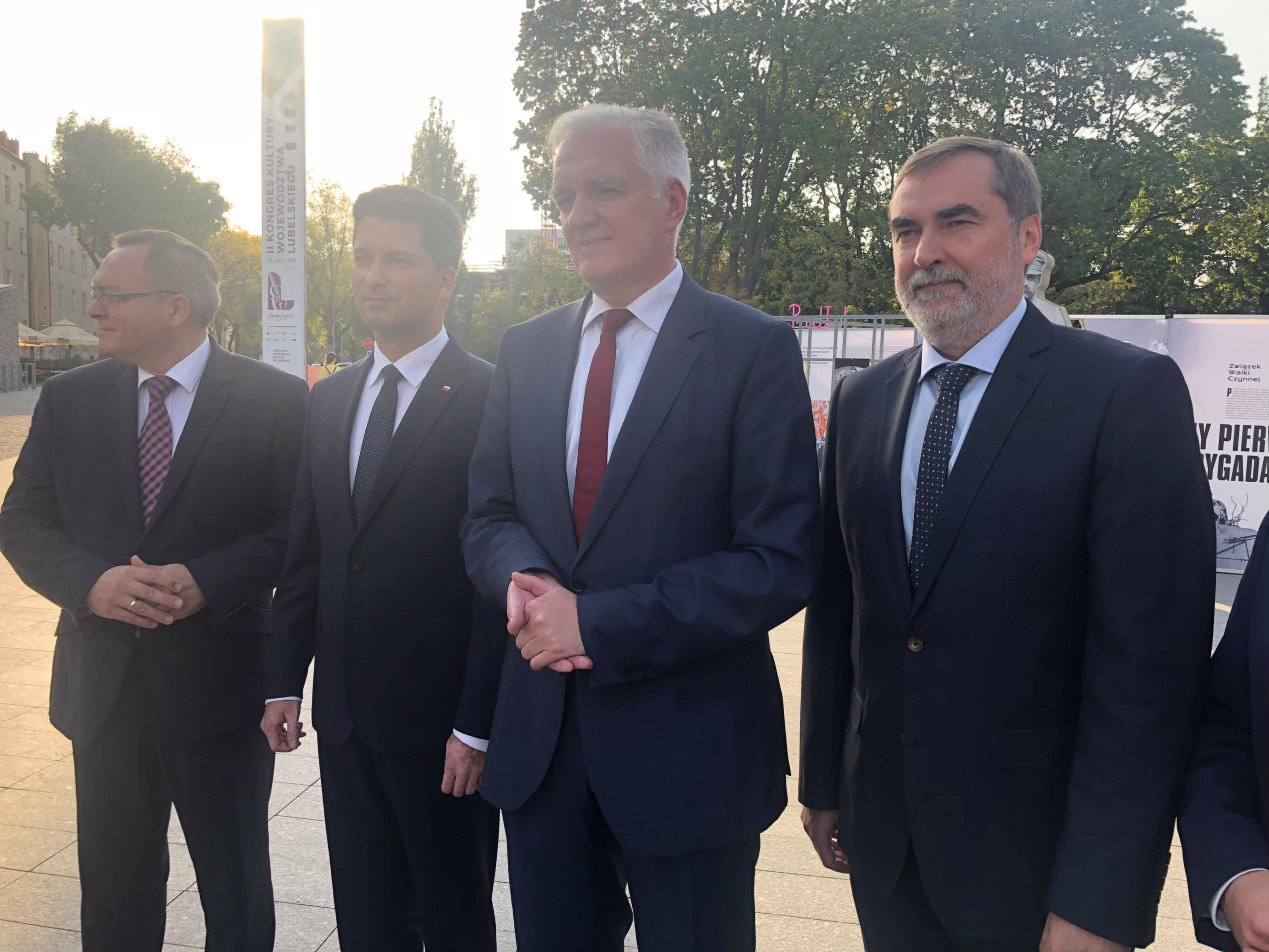 W samorządzie potrzebna jest świeża krew– mówi wicepremier Jarosław Gowin