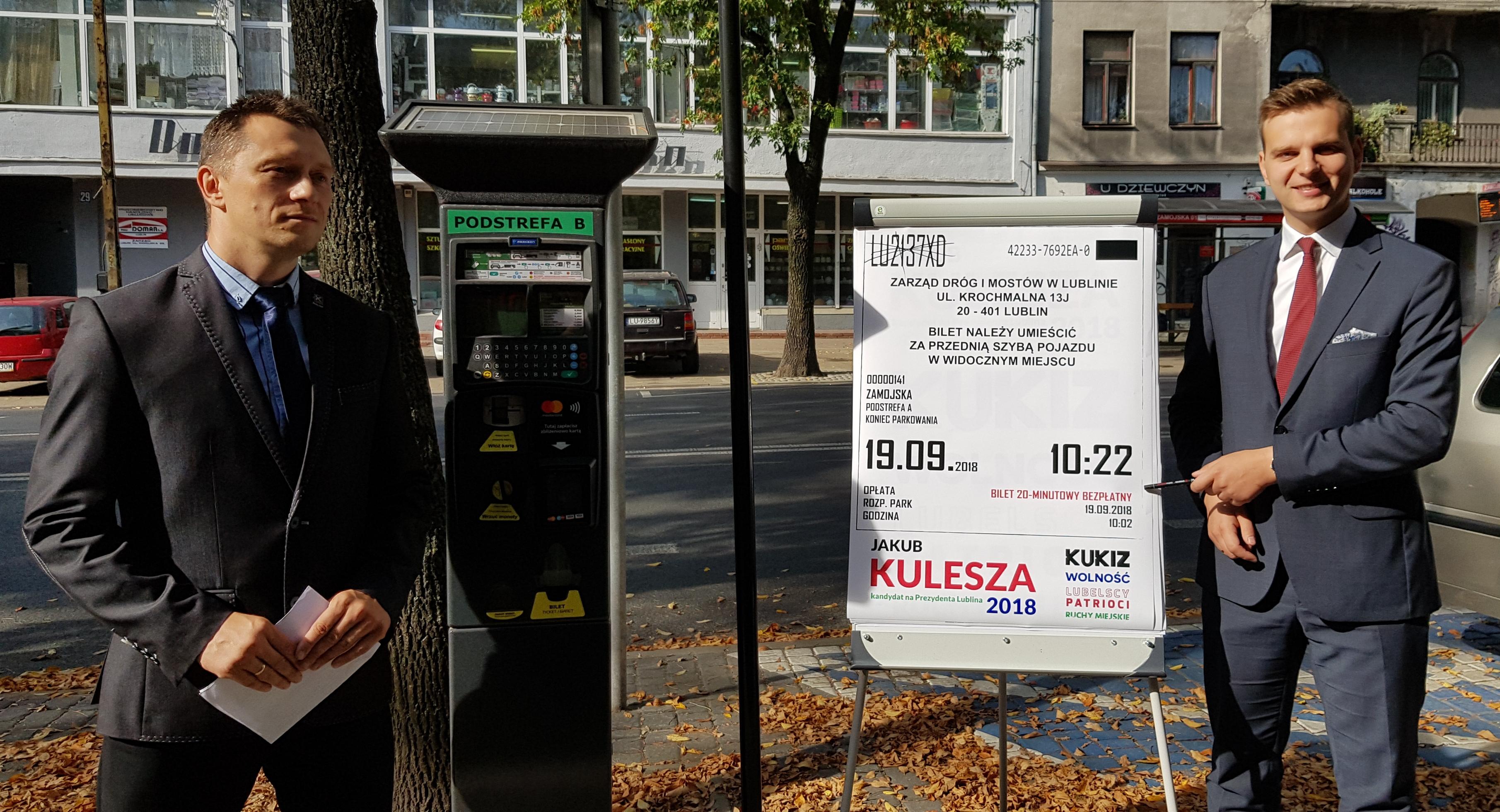 Rozwiązanie problemów parkingowych w zasięgu ręki.