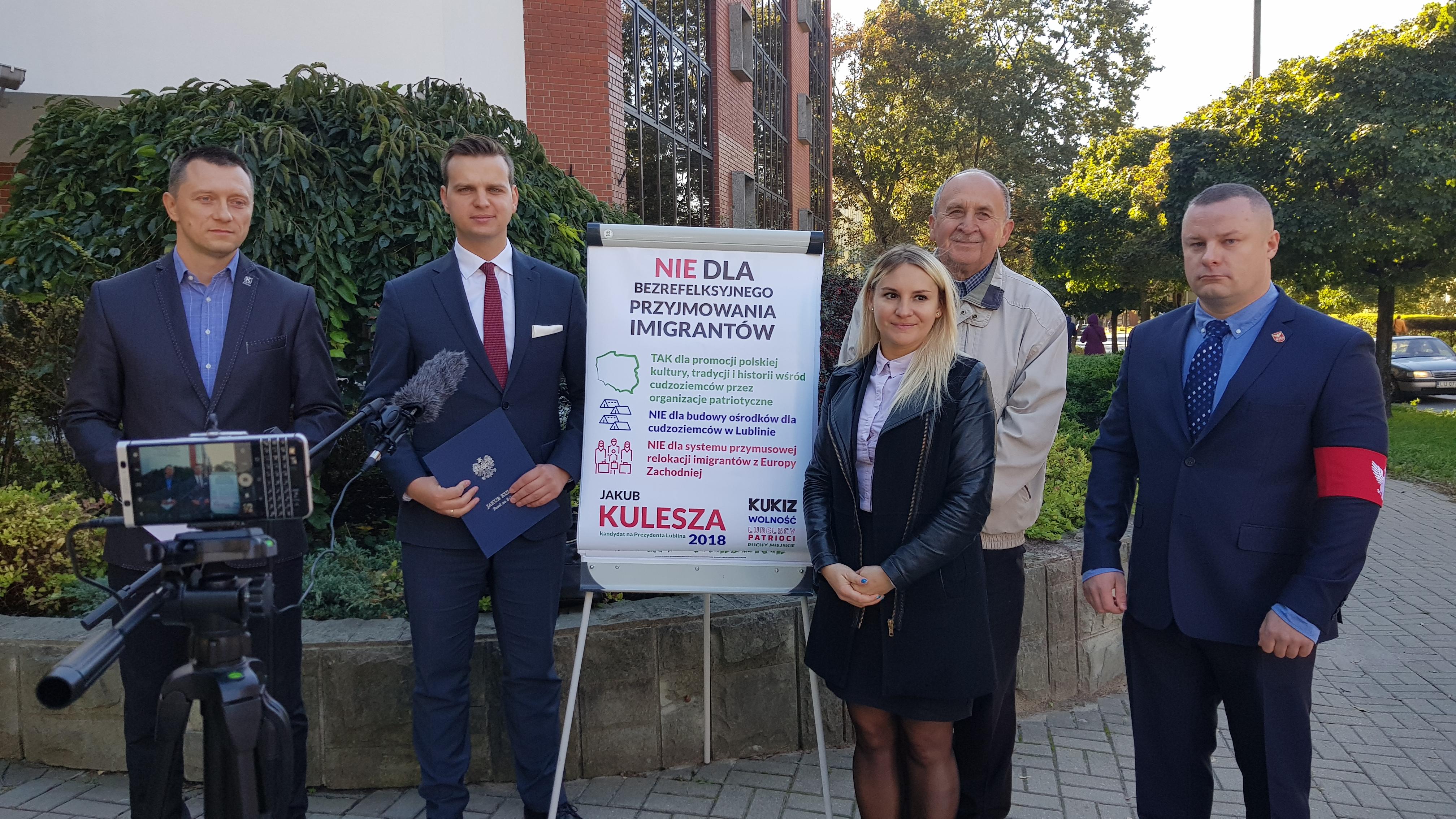 Polityka migracyjna kandydata na prezydenta Lublina