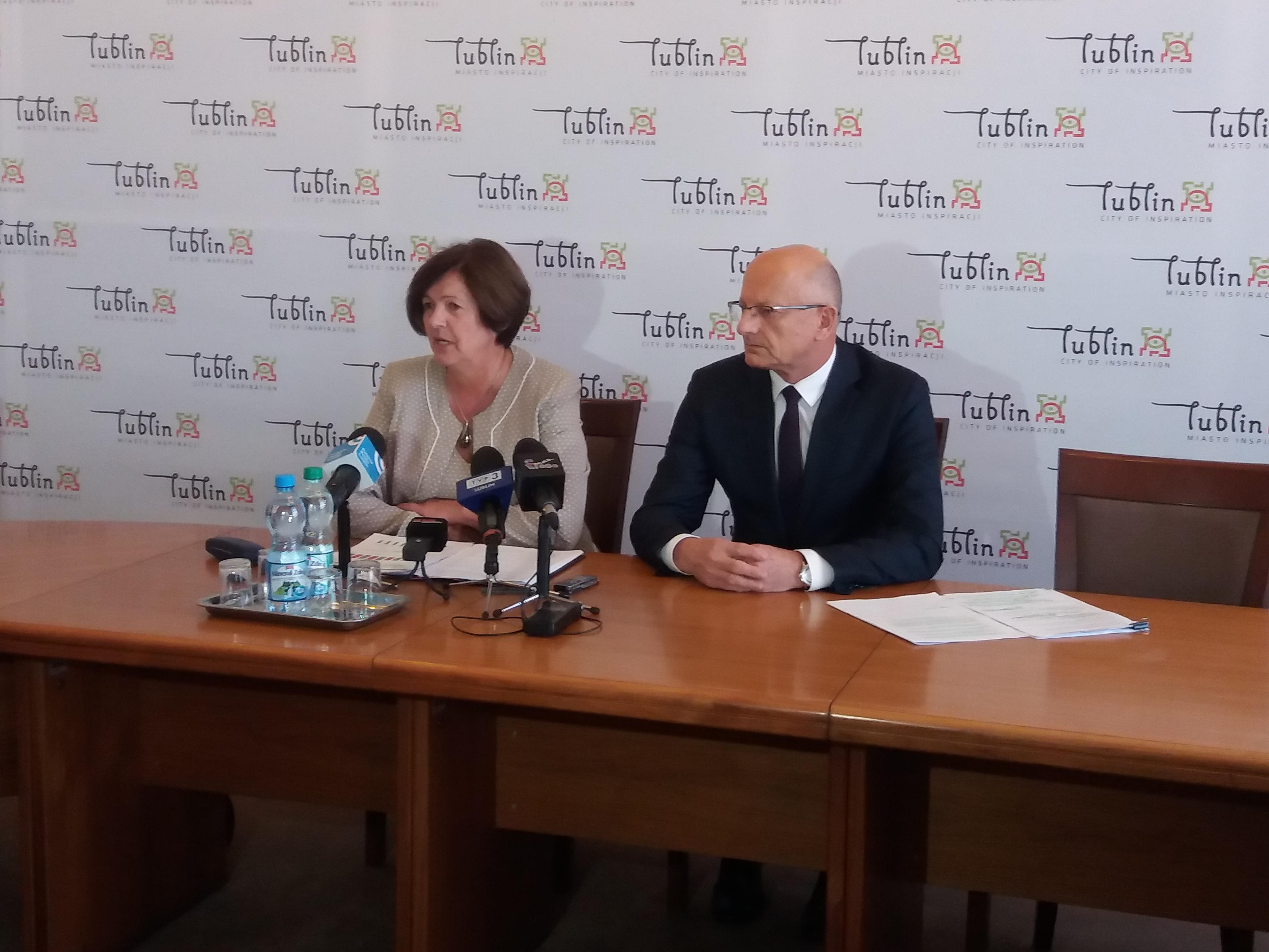 Prezydent Lublina oburzony słowami kandydata na prezydenta miasta Jakuba Kuleszy