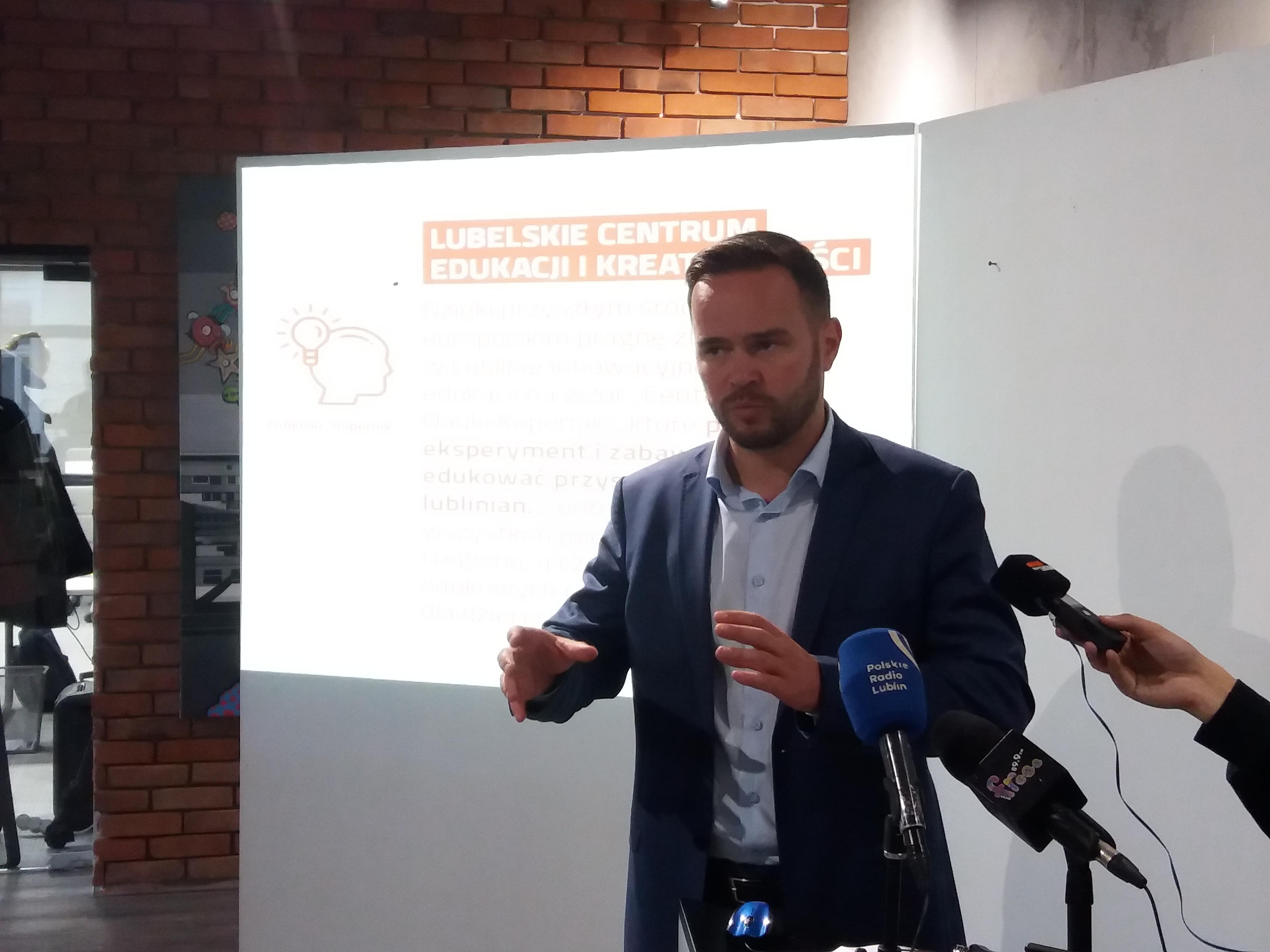 Znamy program wyborczy Krzysztofa Komorskiego