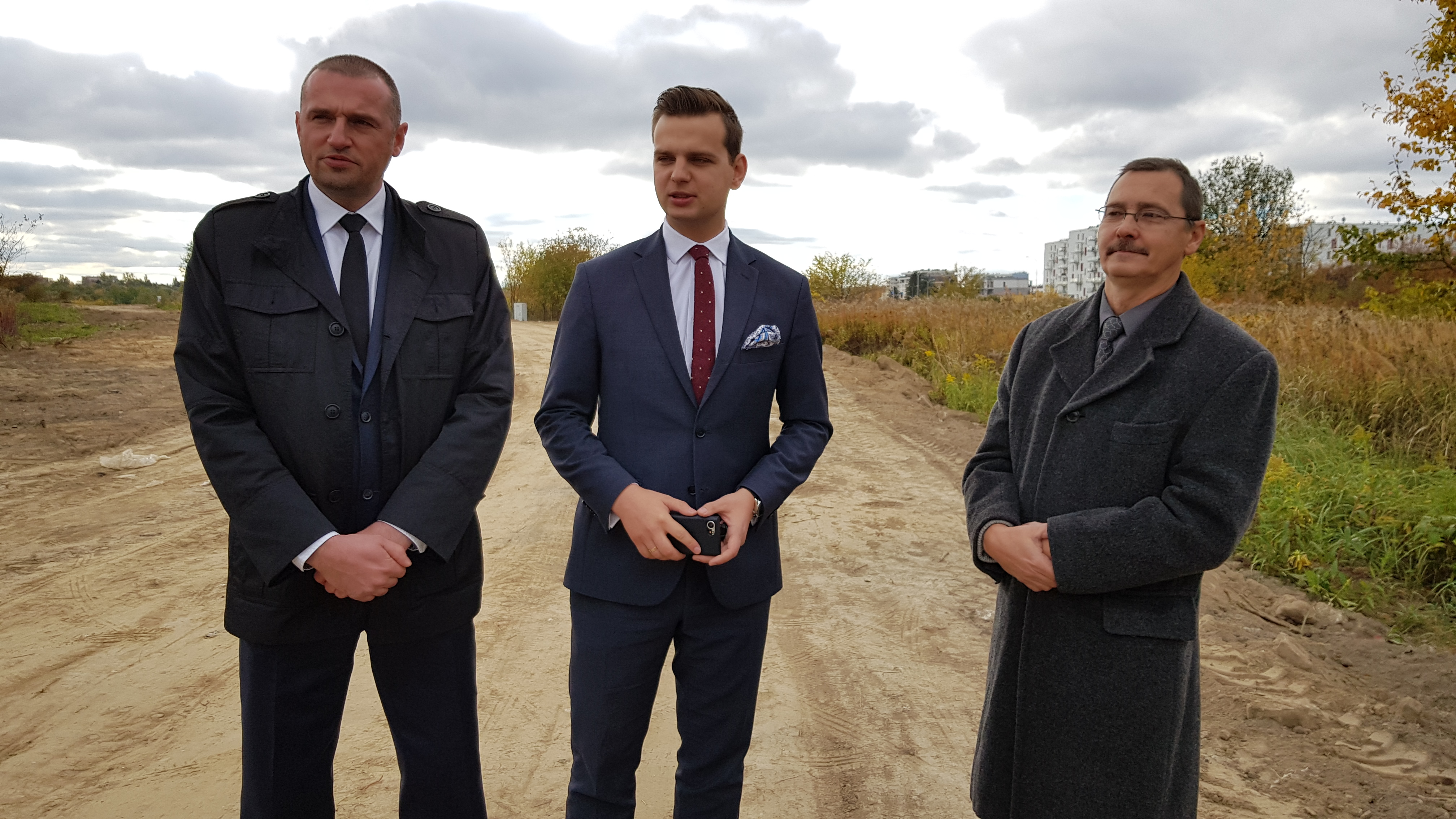Sprawa Górek Czechowskich powinna być skonsultowana z mieszkańcami – uważają działacze komitetu wyborczego Kukiz, Wolność, Lubelscy Patrioci i Ruchy Miejskie