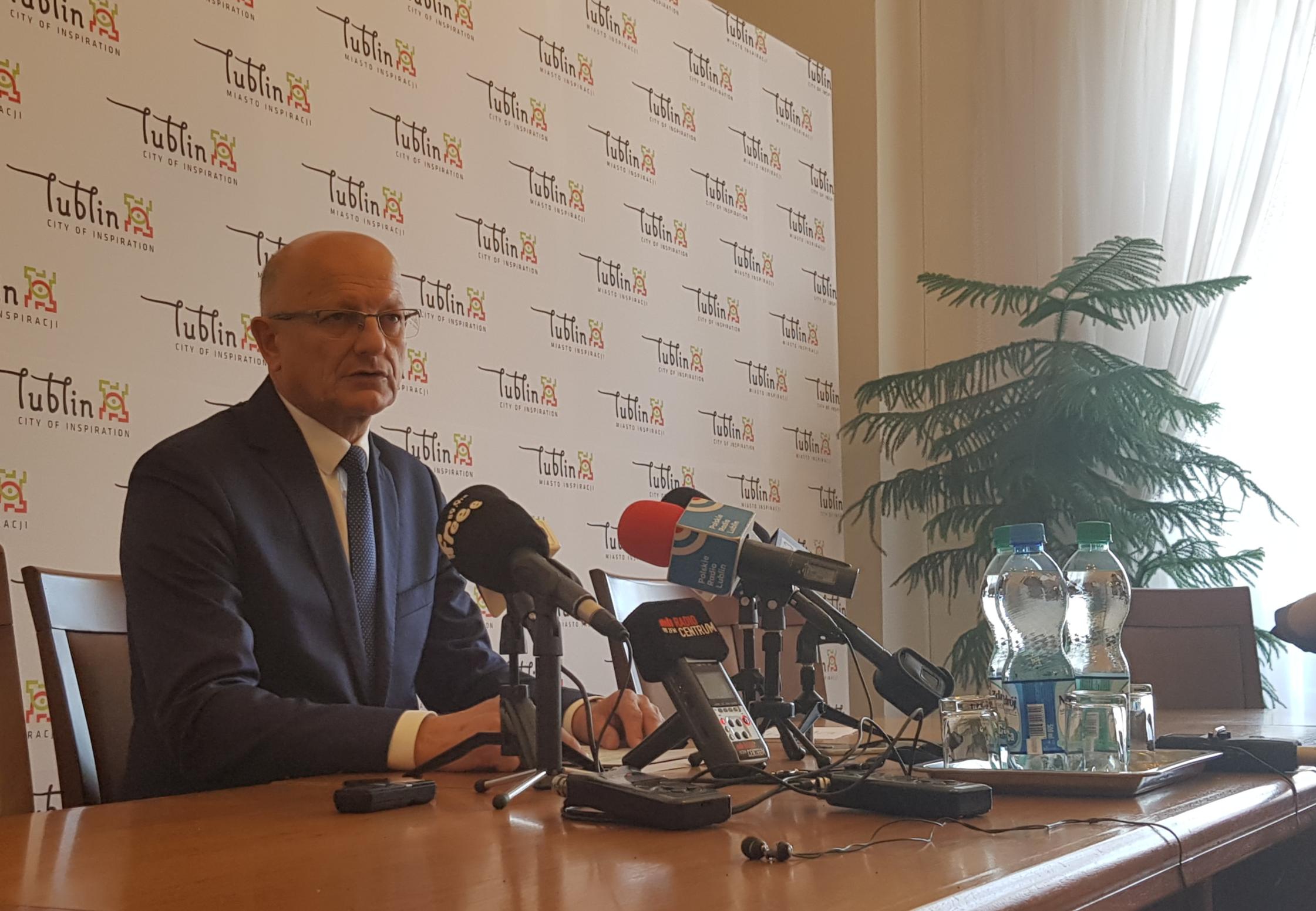 Prezydent Lublina zakazał Marszu Równości