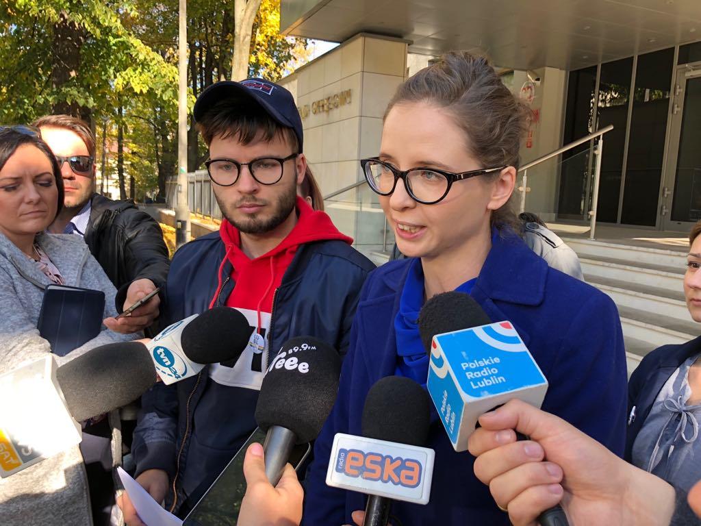 Organizatorzy Marszu Równości złożyli zażalenie na decyzję Sądu Okręgowego