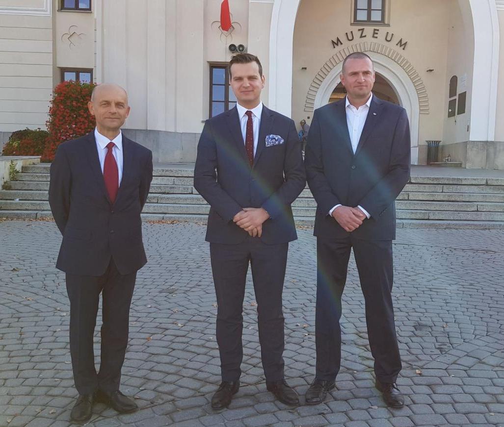 Kandydat na prezydenta Lublina Jakub Kulesza przedstawił problem przedsiębiorców, którzy nie mogą świadczyć usług turystycznych
