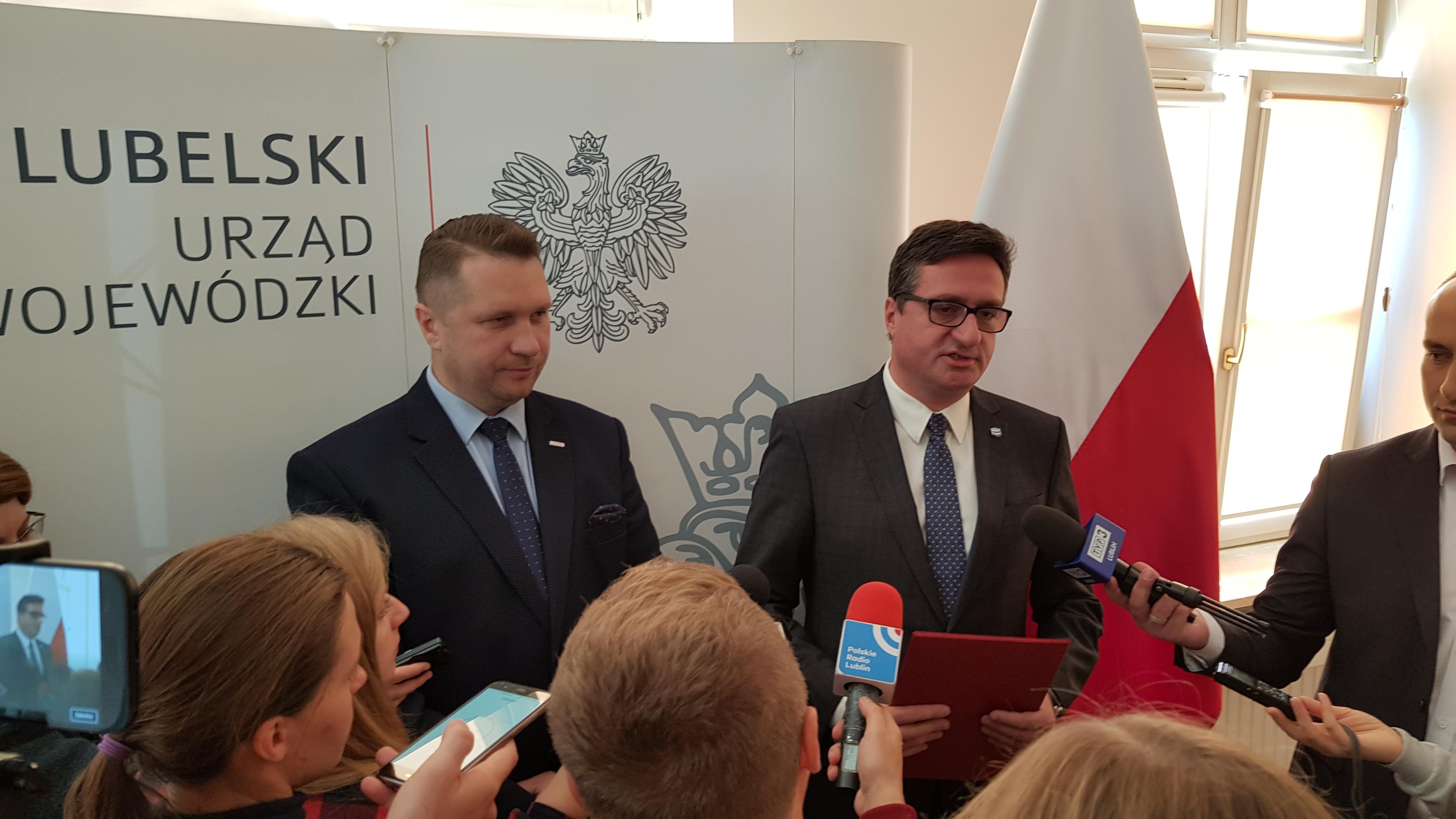 Wody Polskie oficjalnie rozpoczęły formalną procedurę przejęcia Zalewu Zemborzyckiego