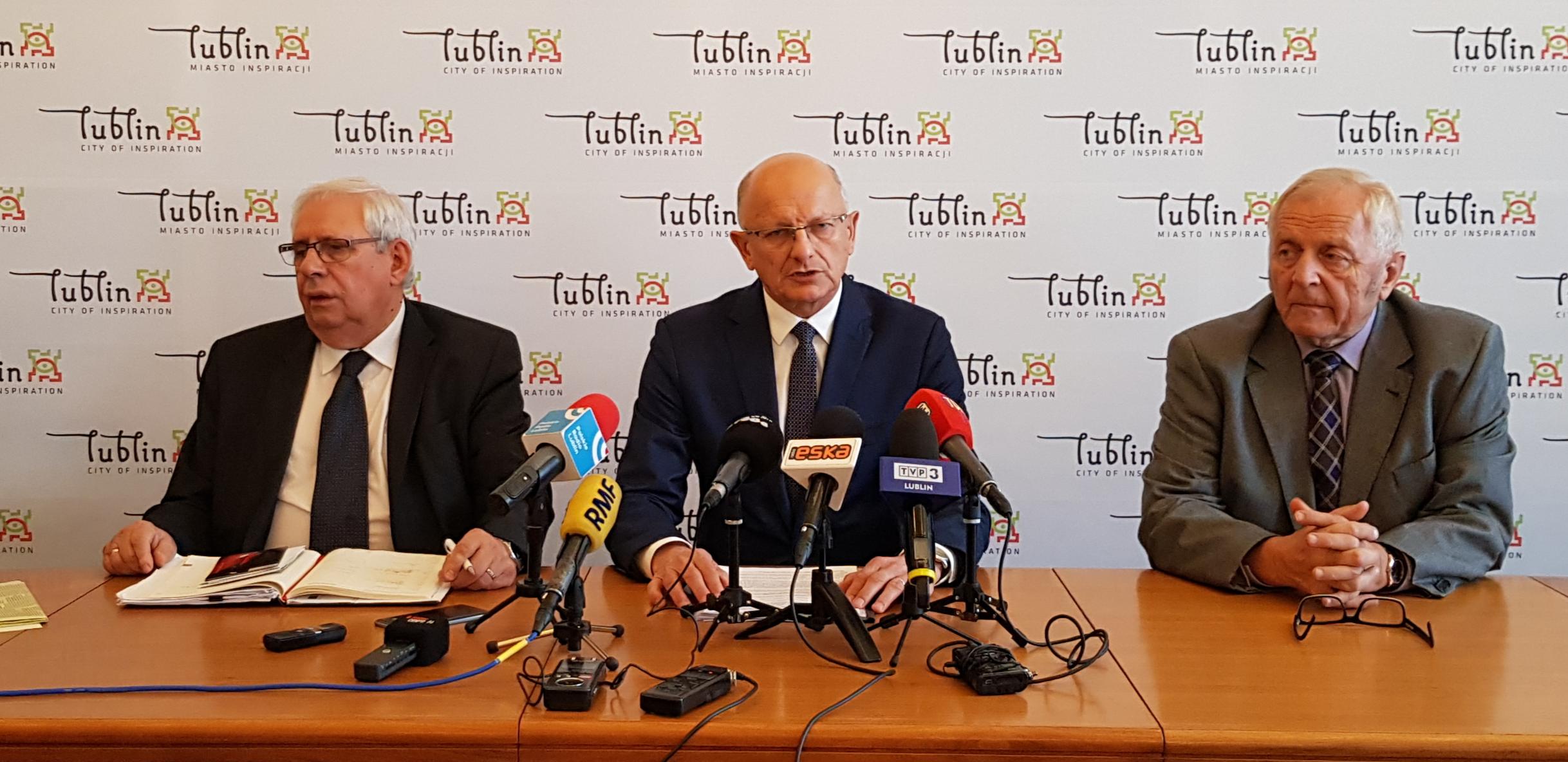 Miasto do tej pory nie otrzymało nawet kopii decyzji wojewody lubelskiego o przekazaniu Wodom Polskim Zalewu Zemborzyckiego