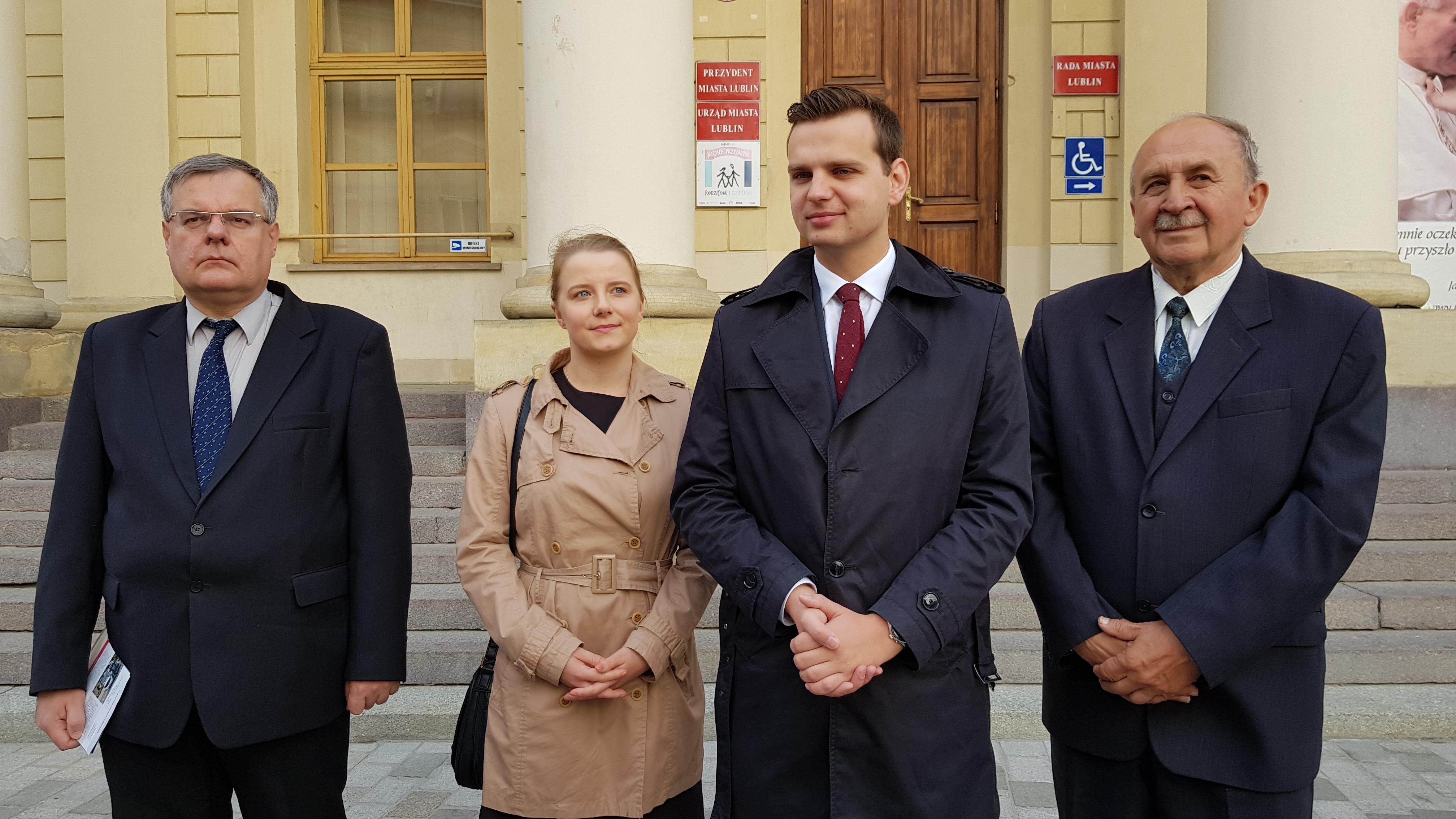 Marian Kowalski i Jakub Kulesza podsumowali swoje kampanie