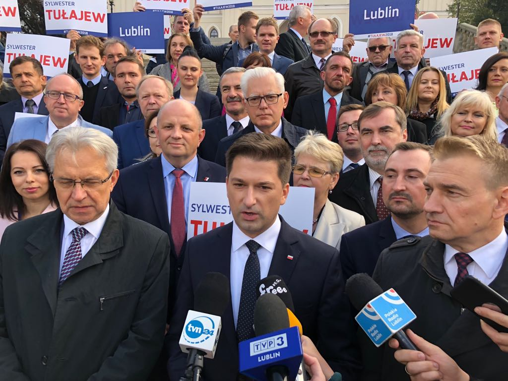 Polskie Stronnictwo Ludowe oraz Prawo i Sprawiedliwość podsumowali swoje kampanie