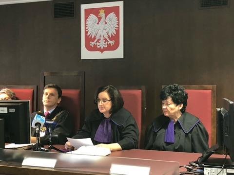 Jest wyrok dla Anety P. oskarżonej o zabójstwo noworodka