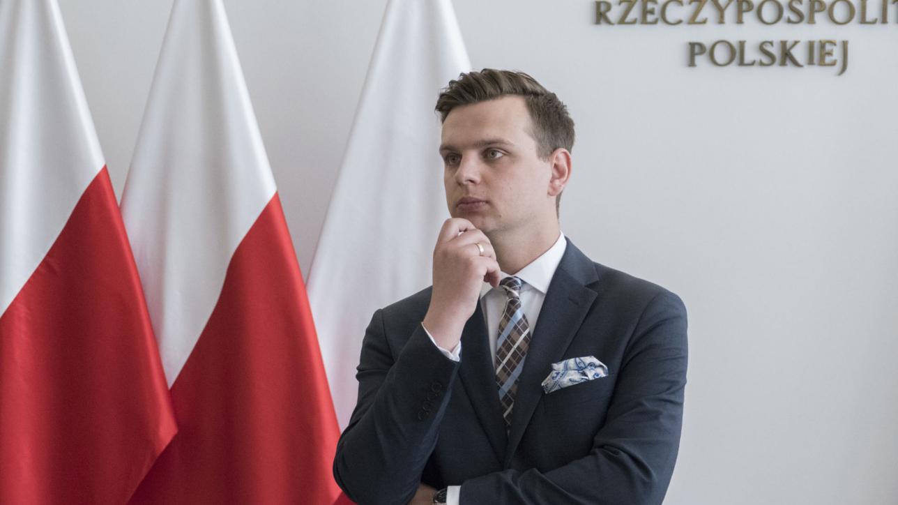 Jakub Kulesza zmienił polityczne barwy