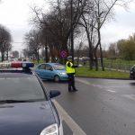 Mniejsza ilość wypadków na lubelskich drogach. Policja podsumowała tegoroczną Akcję Znicz.