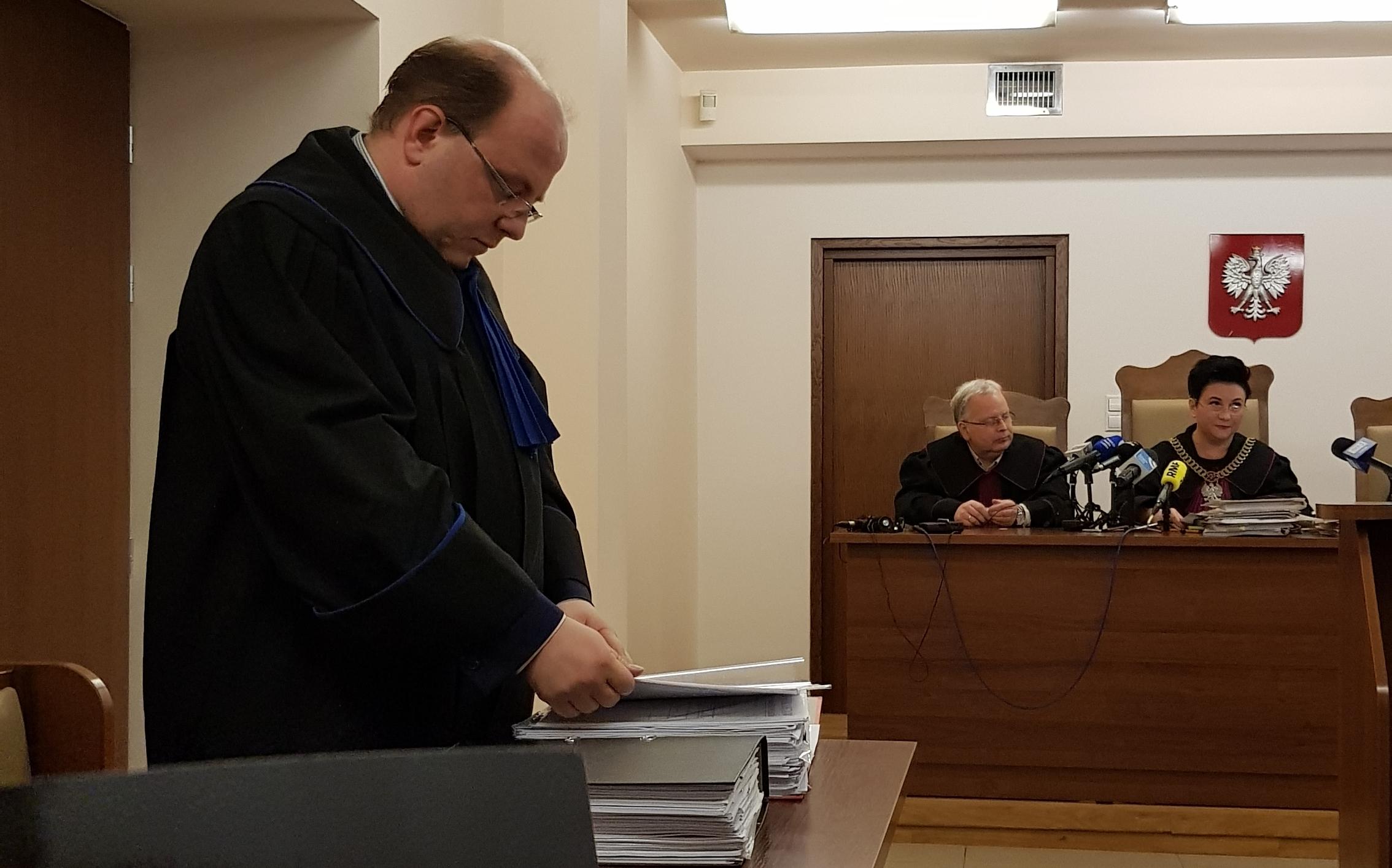 Sąd Administracyjny w Lublinie odroczył postępowanie w sprawie wygaszenia mandatuprezydenta miasta Krzysztofa Żuka.