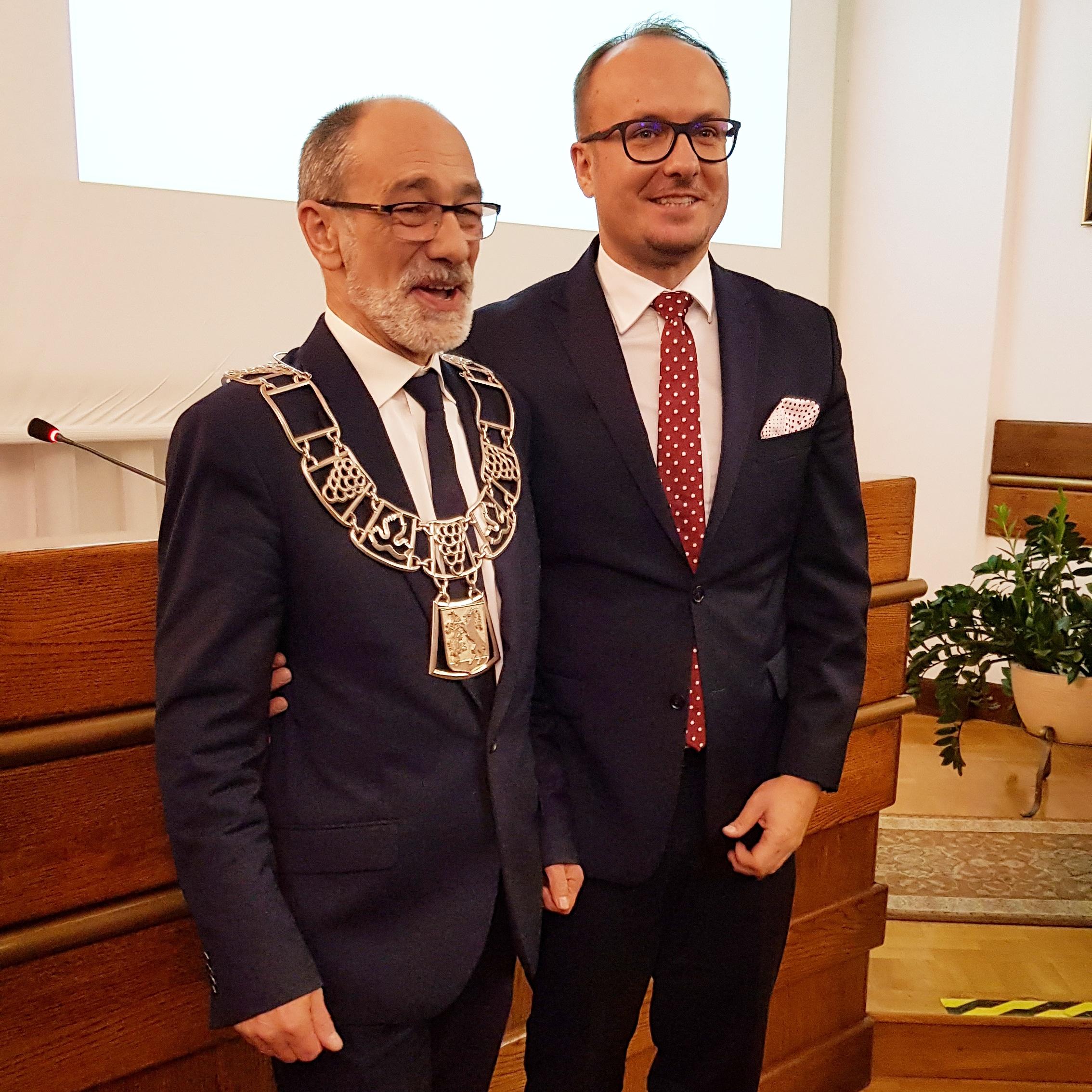 Jarosław Pakuła nowym przewodniczącym Rady Miasta Lublin