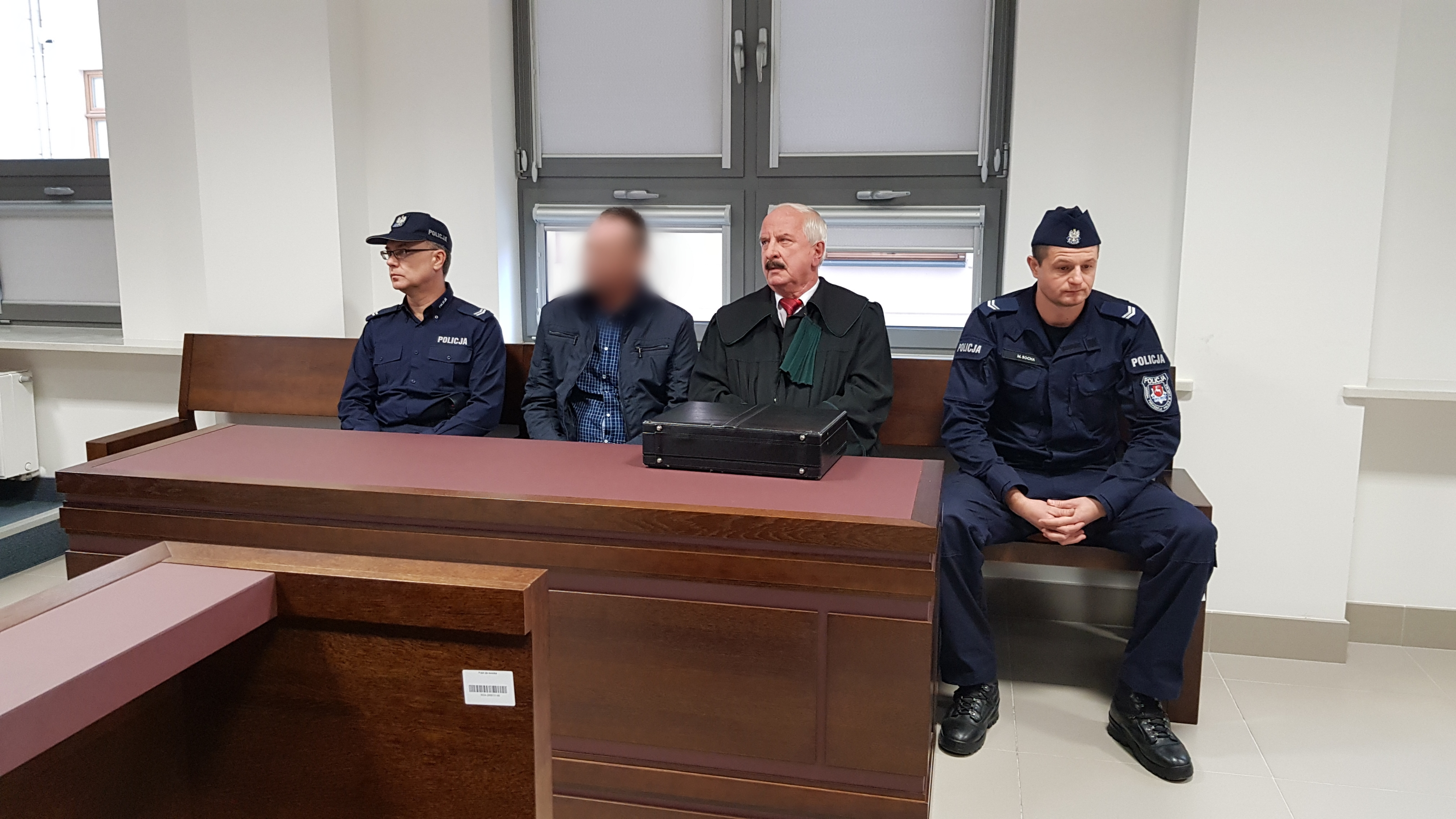 Rozpoczął się proces Piotra R. oskarżonego o zabójstwo swojej żon
