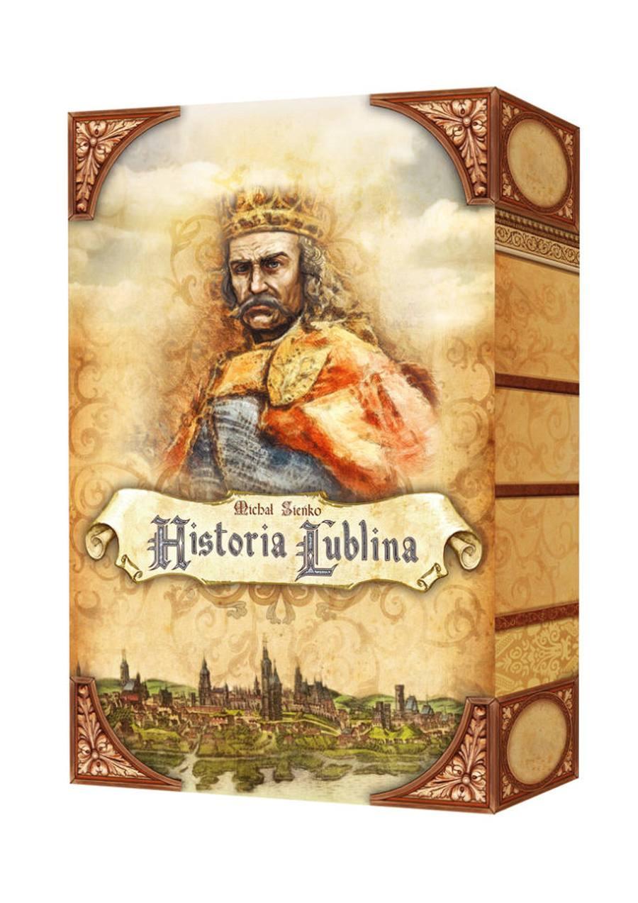 """Premiera gry karcianej """"Historia Lublina"""""""