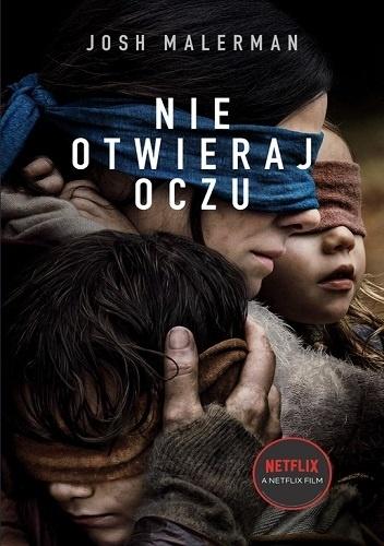 """""""Najbardziej boimy się tego, czego nie widać"""" – recenzja książki """"Nie otwieraj oczu"""" Josha Malermana"""